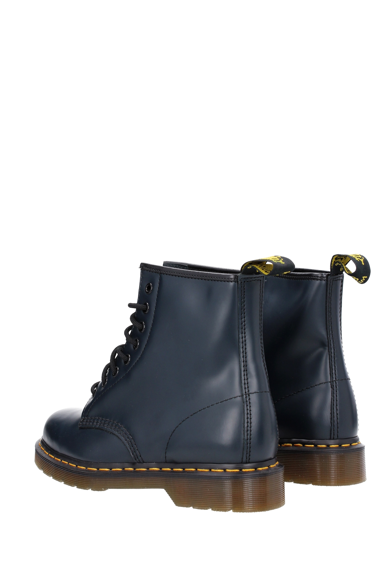 stiefeletten dr martens herren leder blau. Black Bedroom Furniture Sets. Home Design Ideas