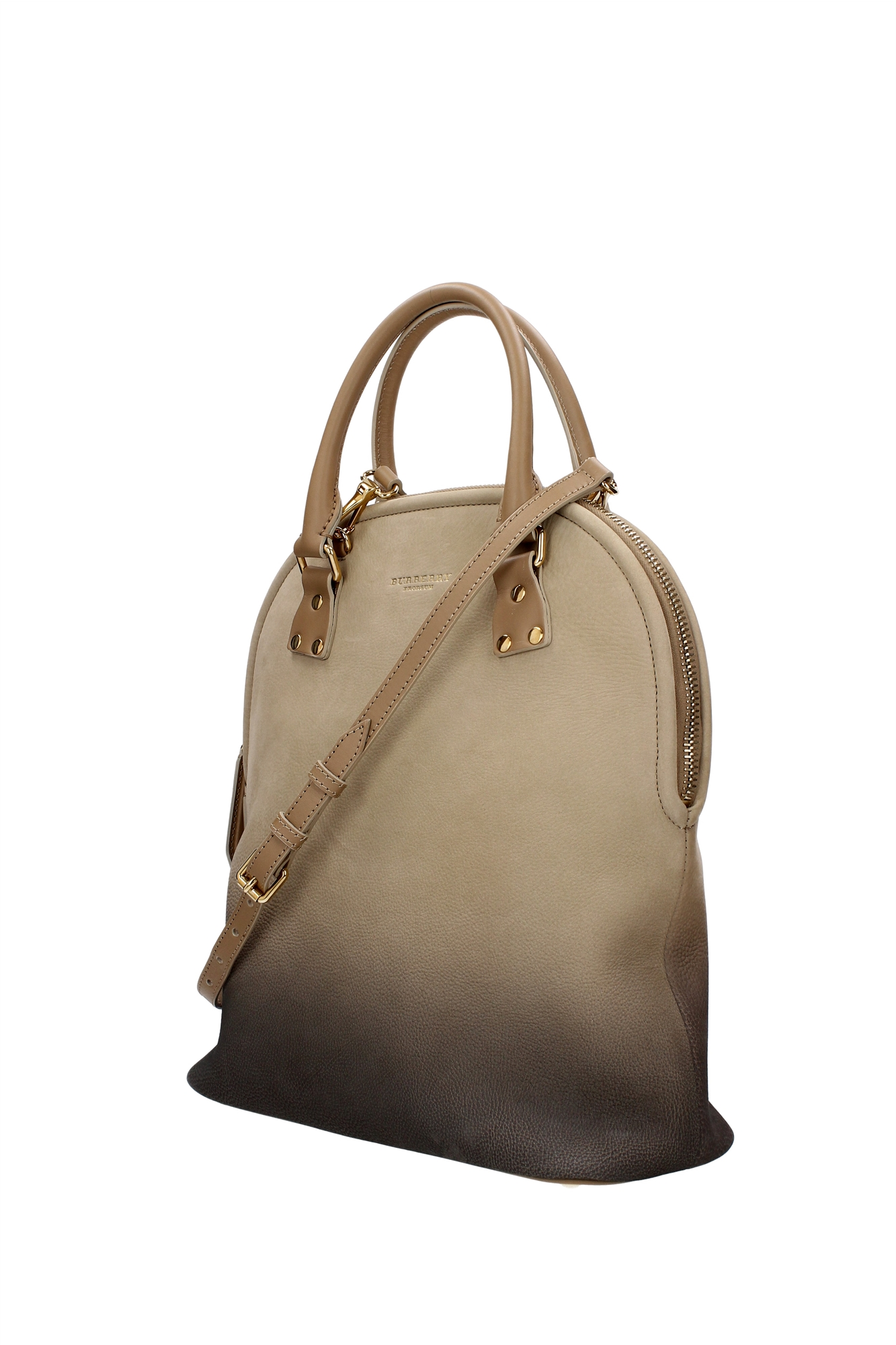 Hand Bags Burberry Women Leather Beige 3963280 | eBay