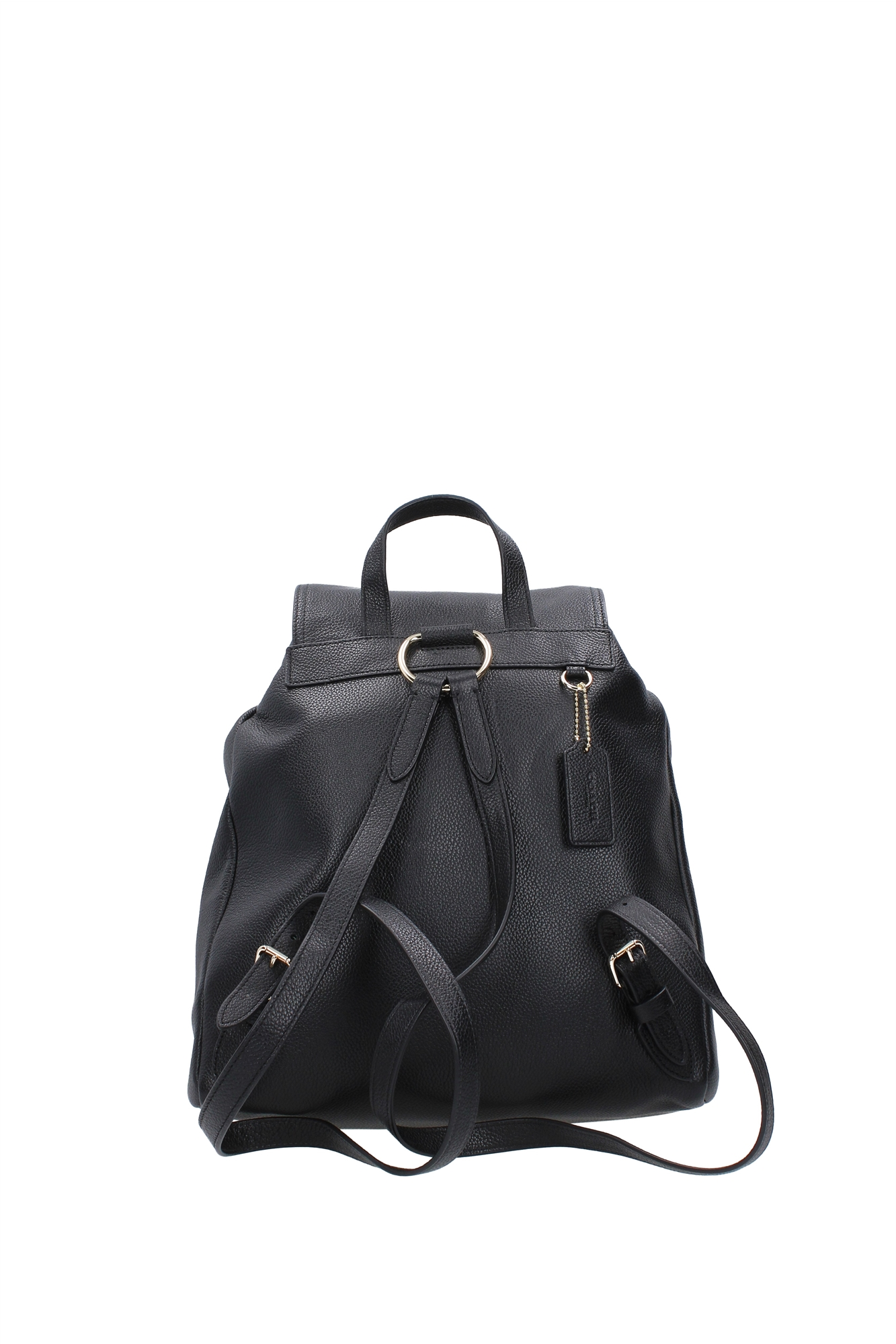 Bags Backpack Coach Women Leather Black 35303LIBLK | eBay