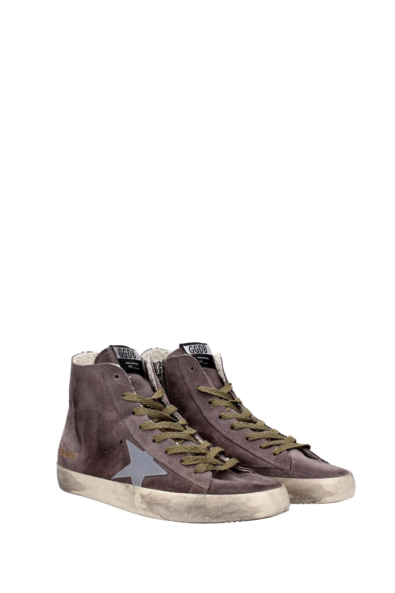 sneakers golden goose herren wildleder violett g2tu591v2 ebay. Black Bedroom Furniture Sets. Home Design Ideas