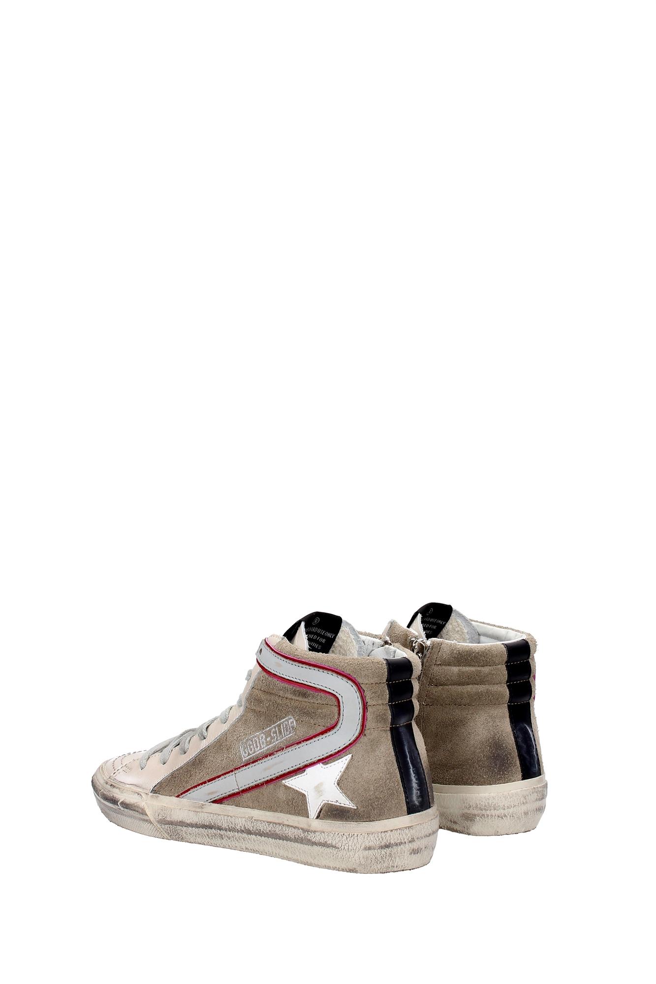 sneakers golden goose damen leder wei g27d124m7 ebay. Black Bedroom Furniture Sets. Home Design Ideas