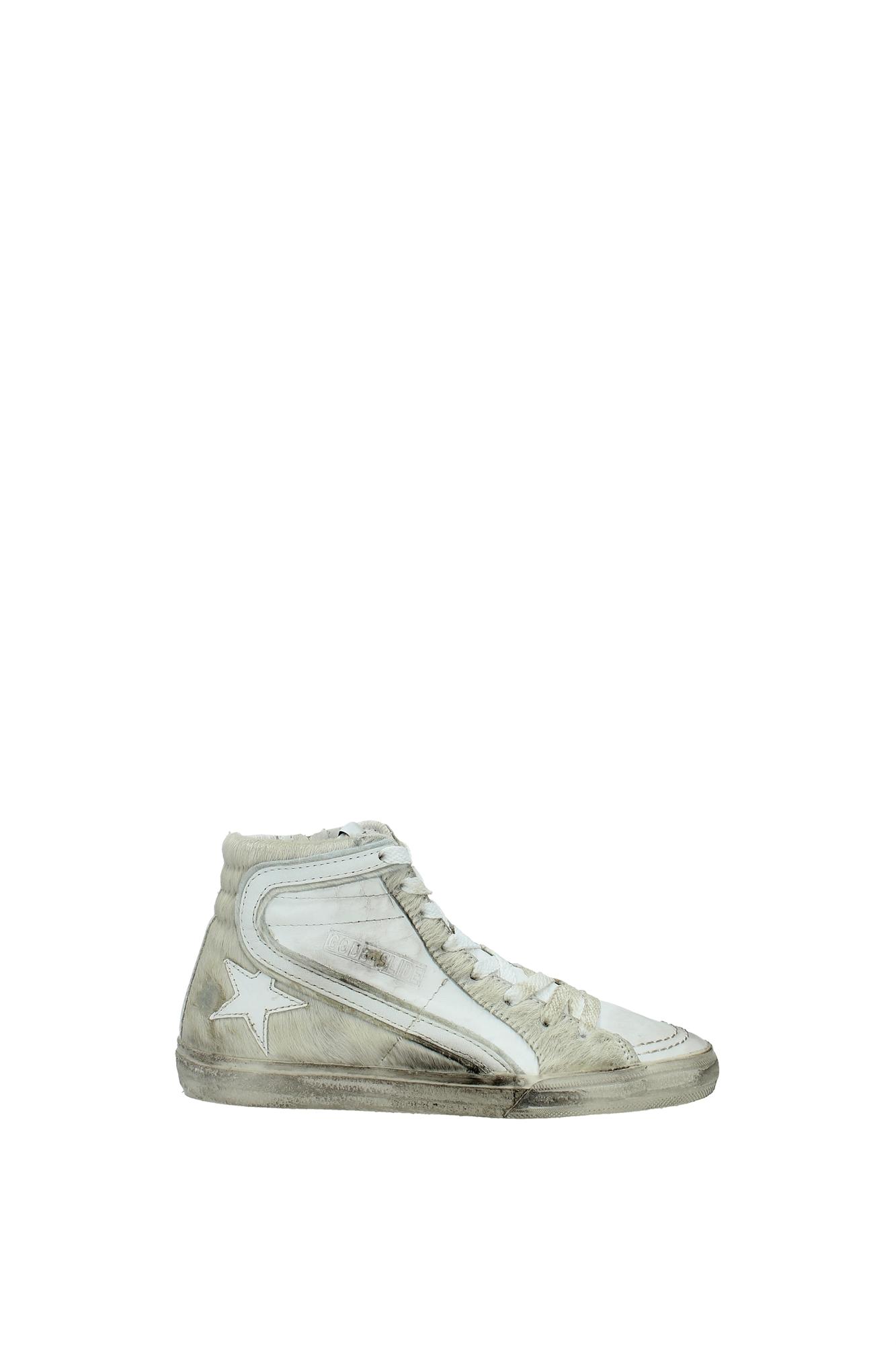 sneakers golden goose damen leder wei g27d124uma ebay. Black Bedroom Furniture Sets. Home Design Ideas