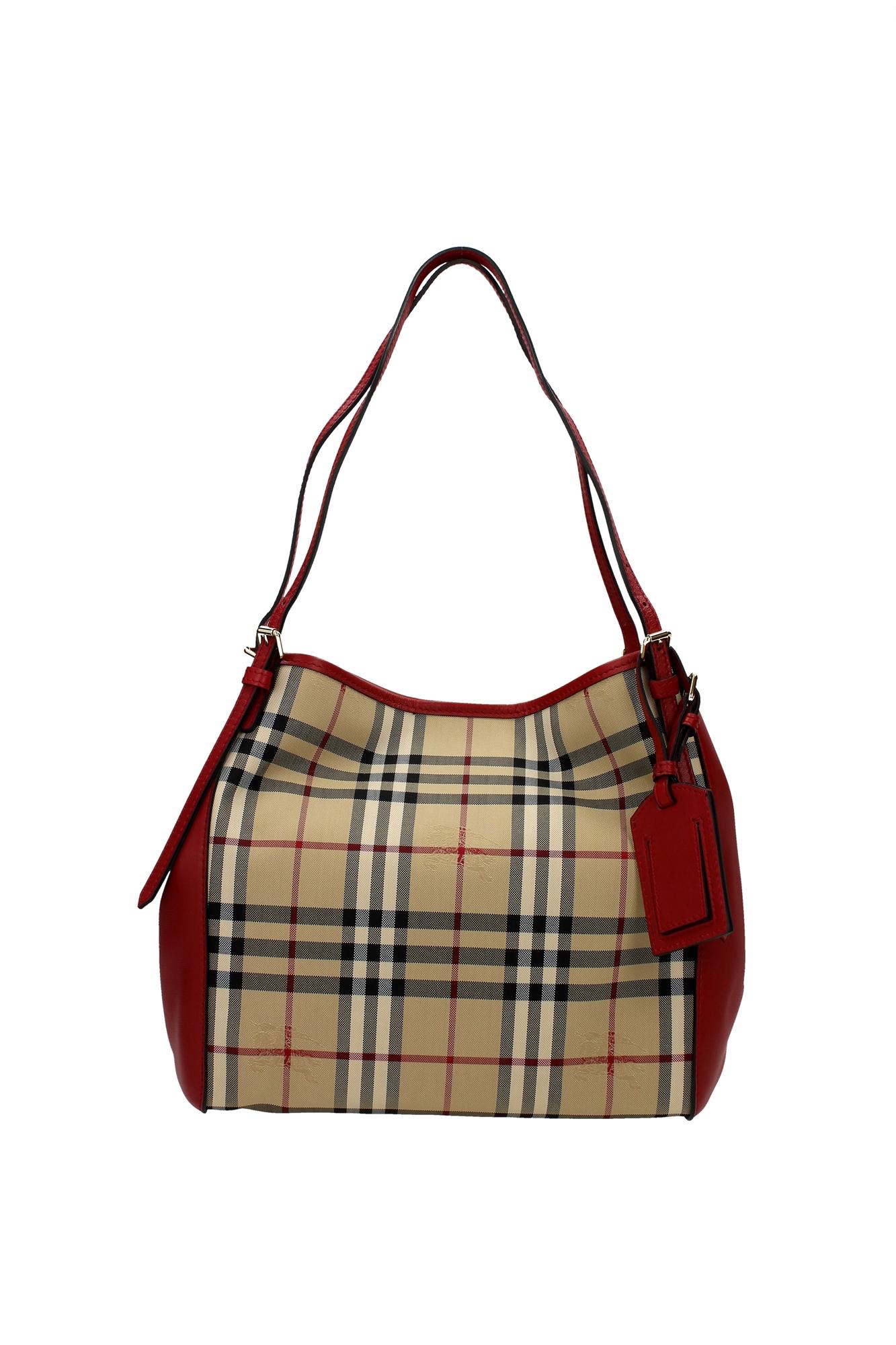 Borse Burberry Su Kijiji : Borse a spalla burberry donna poliammide rosso