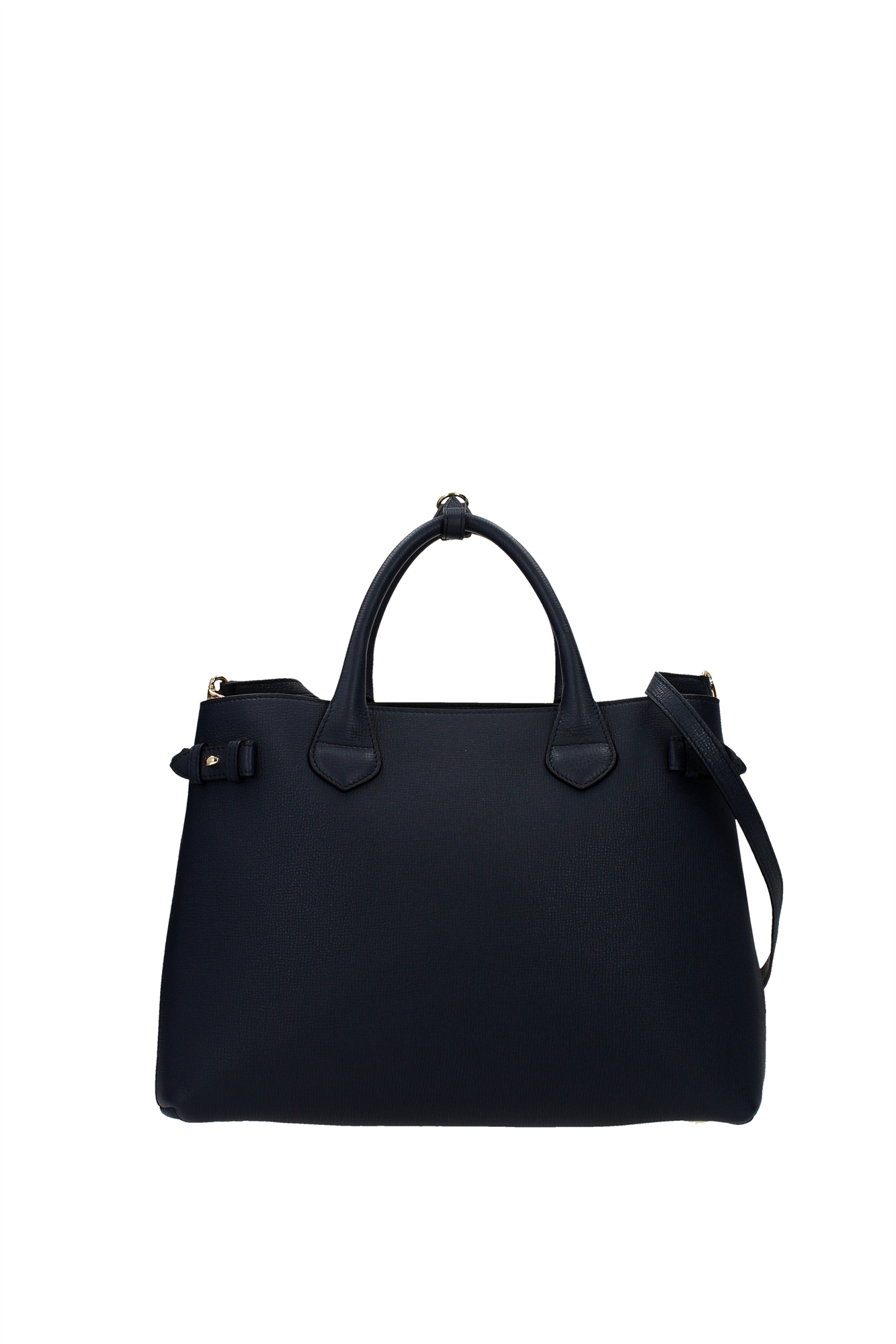 Hand Bags Burberry Women Leather Blue 3983039 | eBay