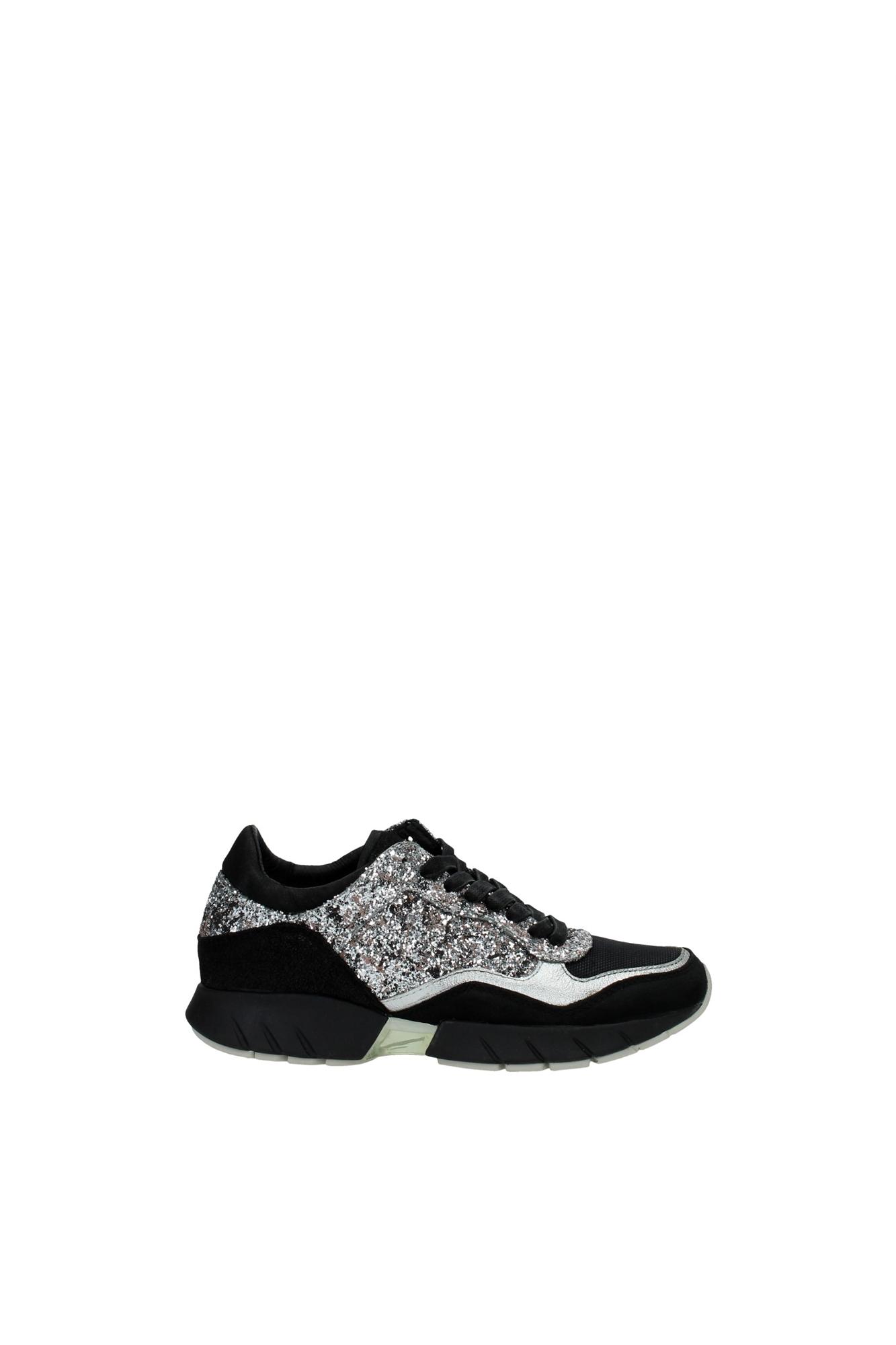sneakers crime damen glitter silber 25158a15b88 ebay. Black Bedroom Furniture Sets. Home Design Ideas