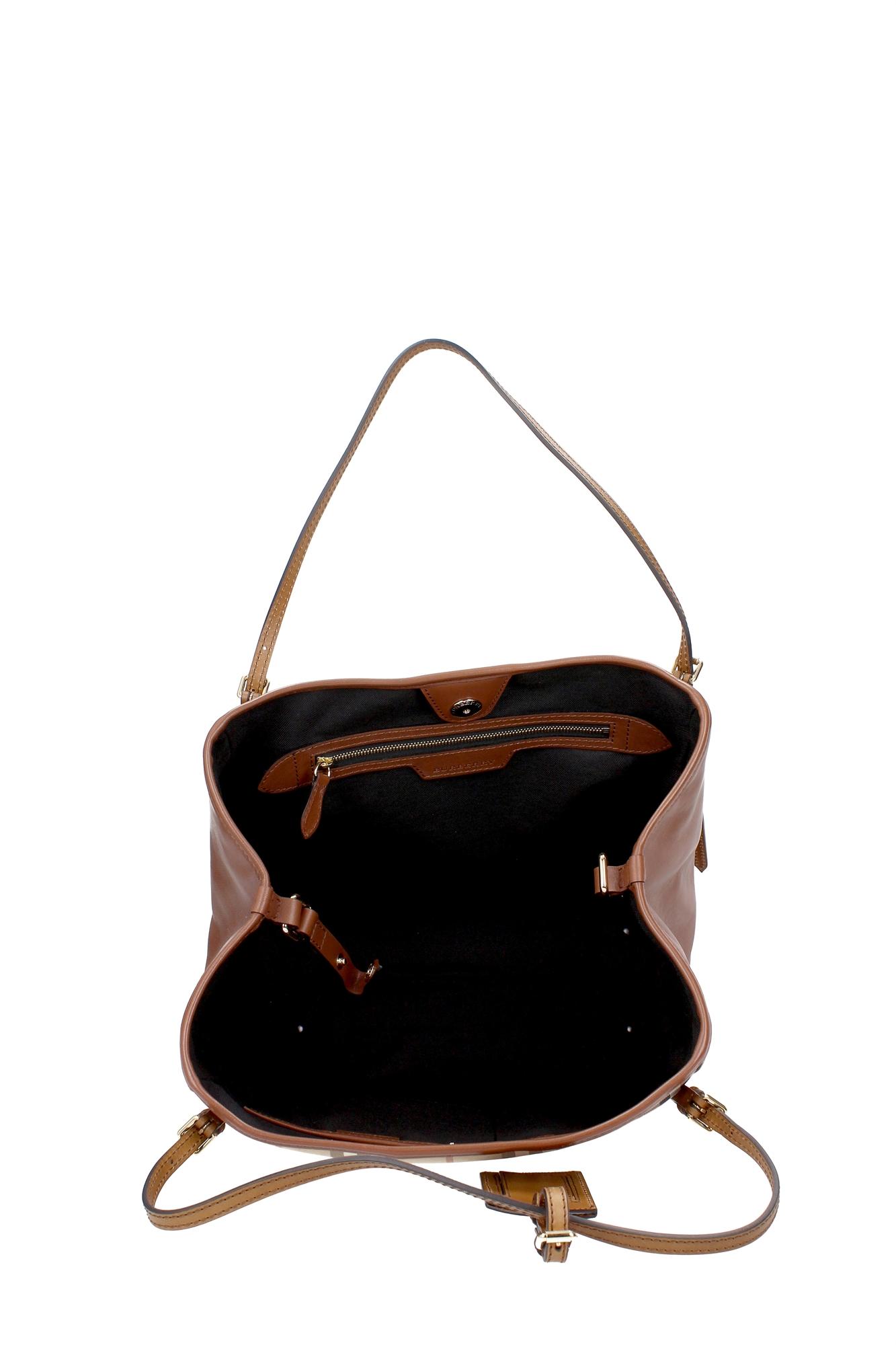 Borse Burberry Su Kijiji : Borse a spalla burberry donna poliammide marrone