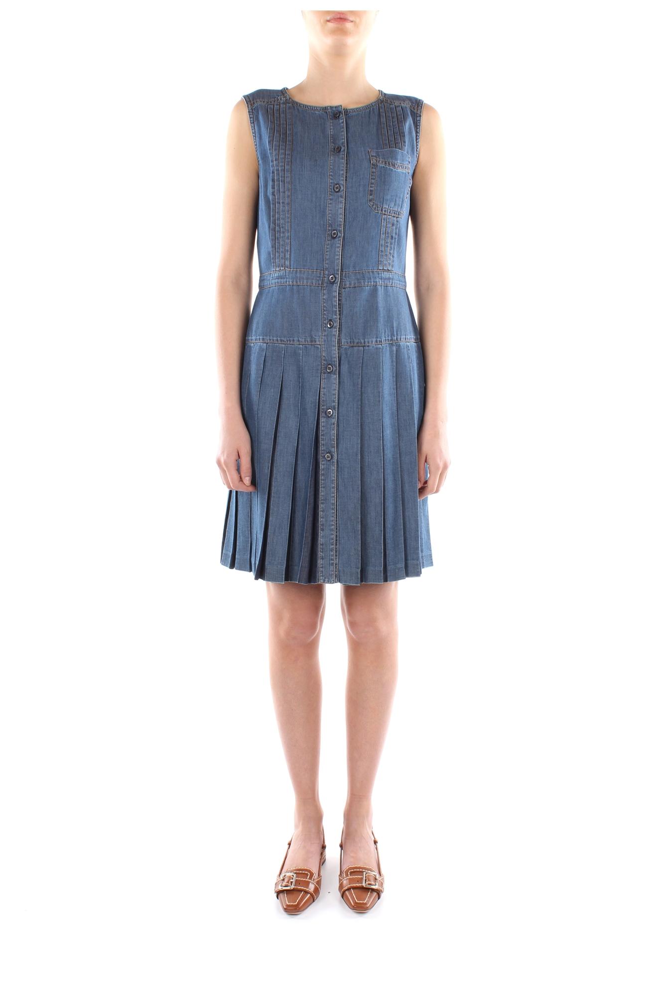dresses prada women cotton blue gea074bleu ebay