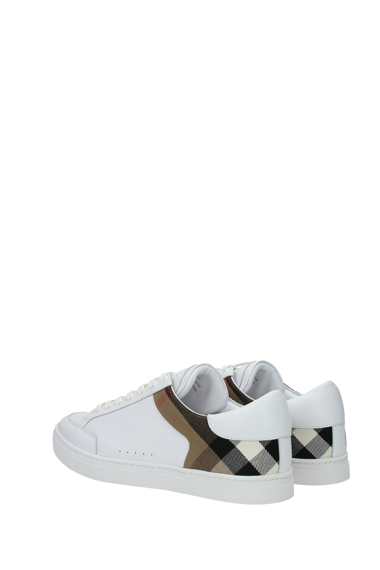 Burberry Sneakers Uomo