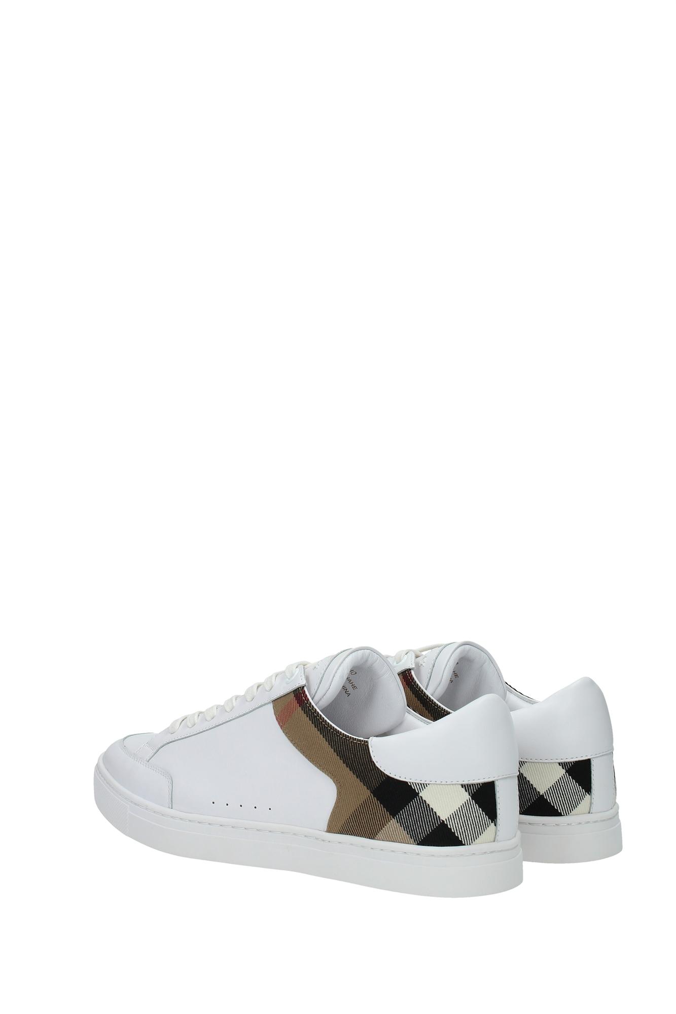 Burberry Sneakers Uomo