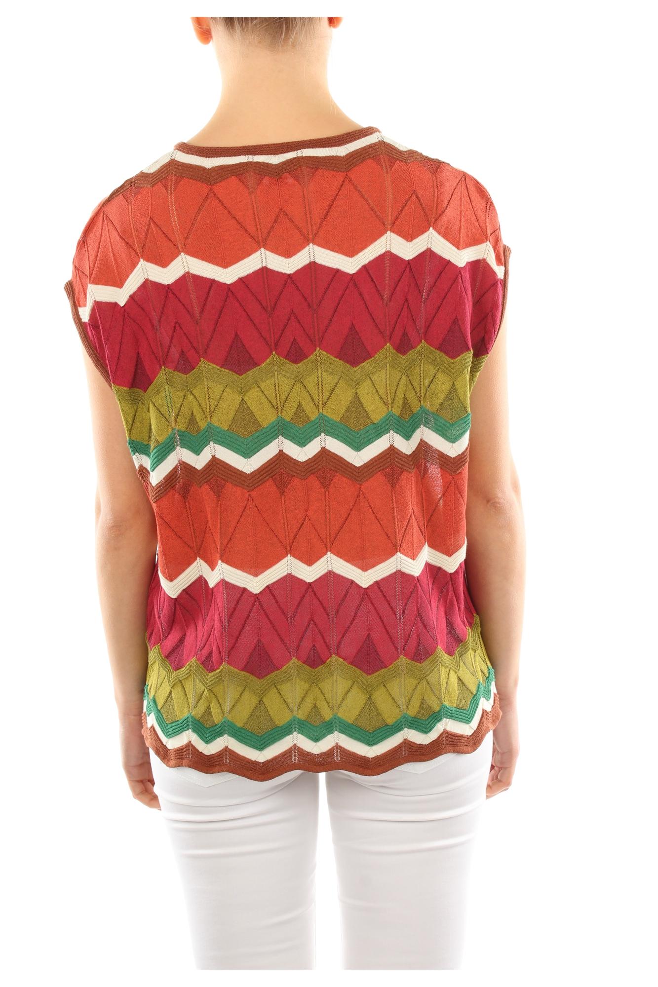top missoni donna cotone multicolor id3kc00l1fy974 ebay