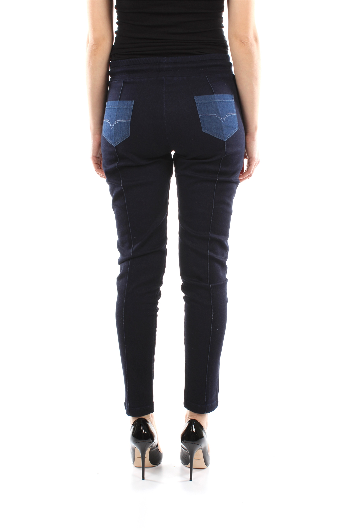 Innovative Versace Jeans Casual Pants In Black  Lyst
