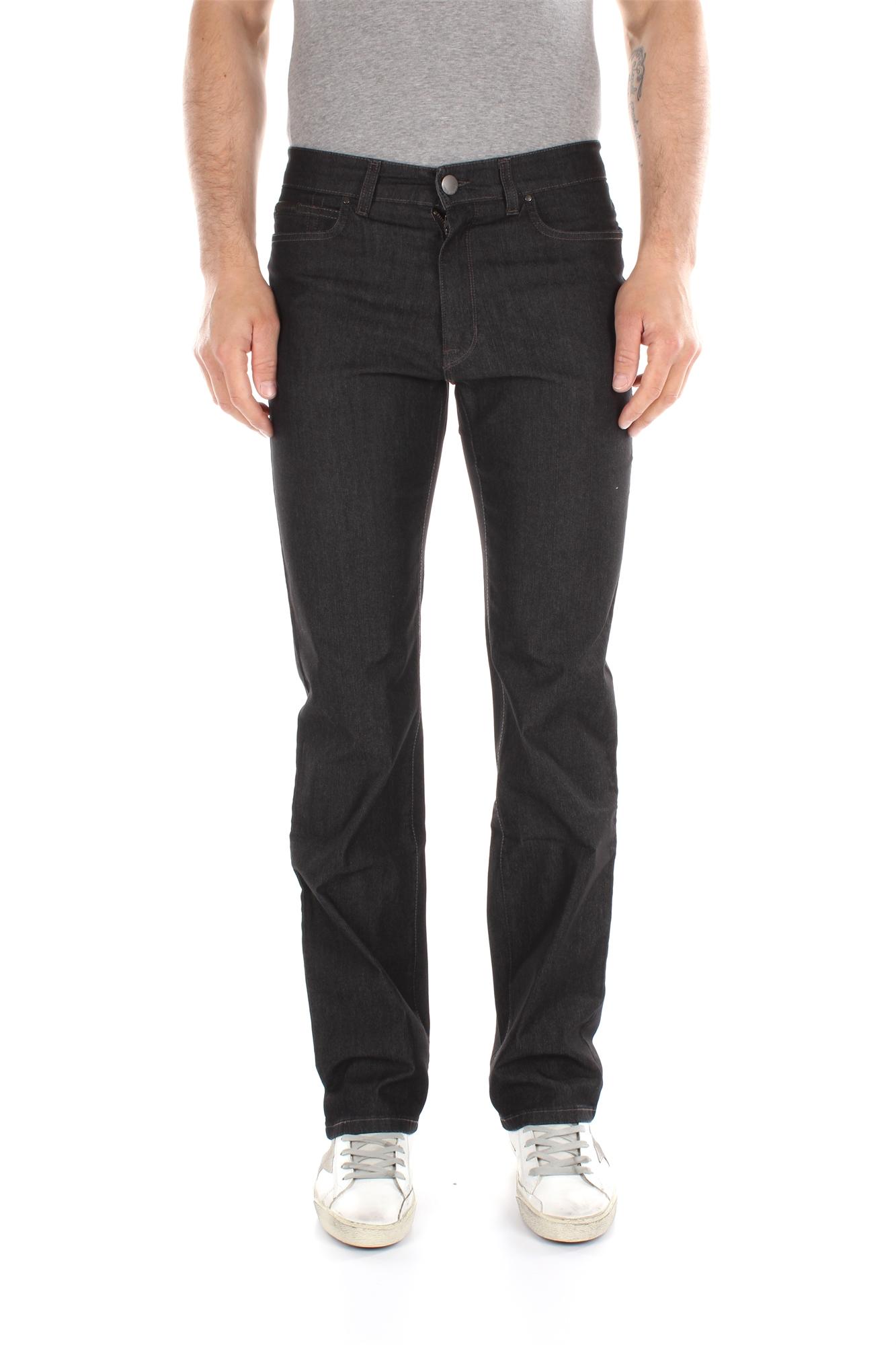 jeans trussardi herren baumwolle schwarz 52532019 ebay. Black Bedroom Furniture Sets. Home Design Ideas