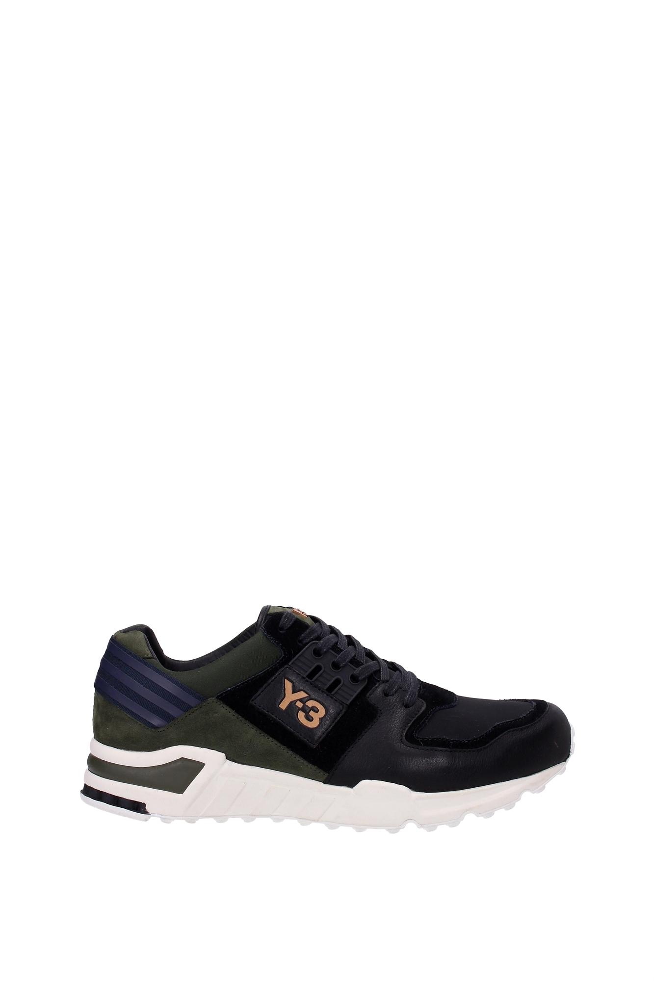 sneakers yamamoto y3 herren wildleder schwarz vernaf6197black ebay. Black Bedroom Furniture Sets. Home Design Ideas