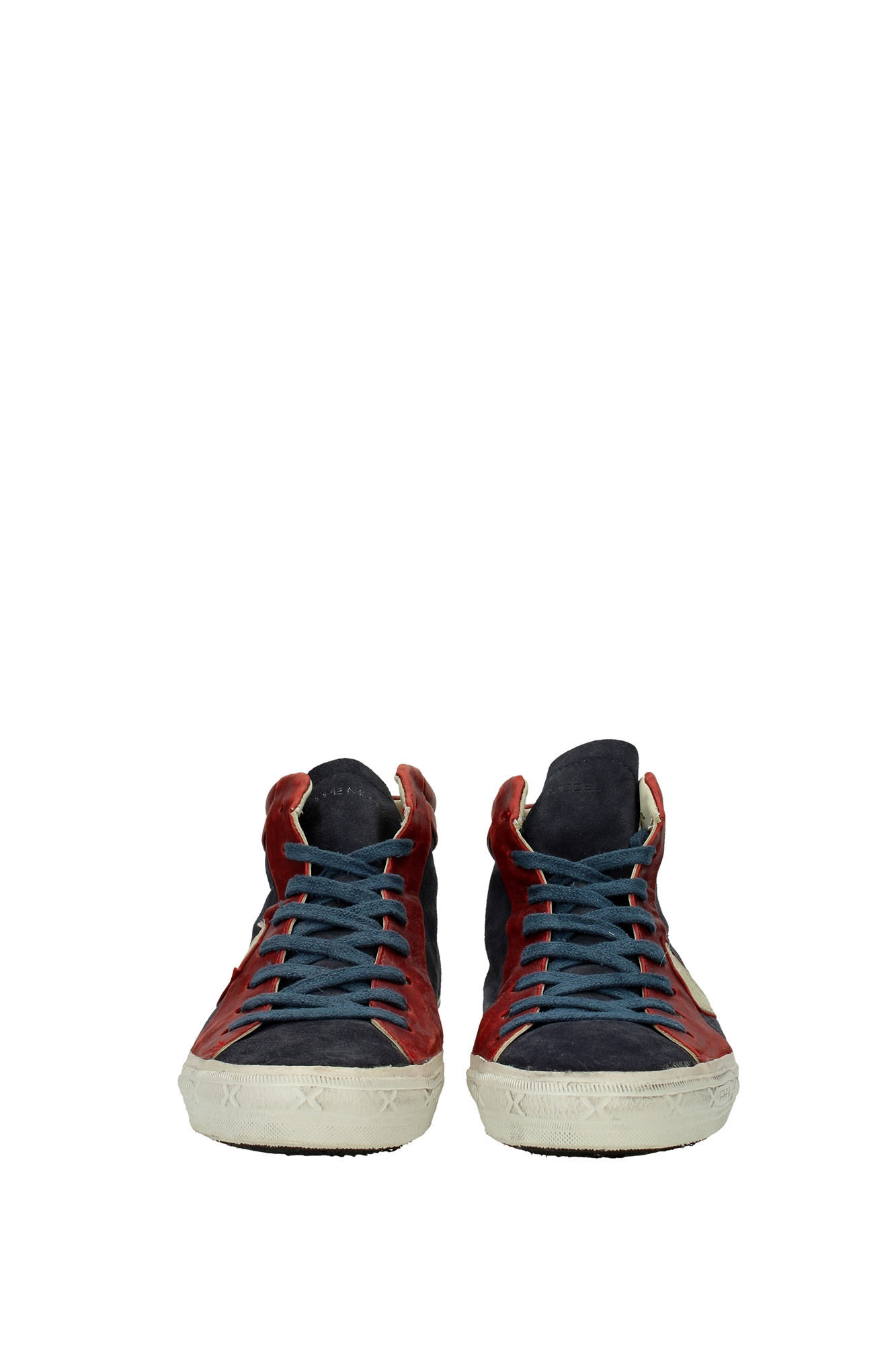 sneakers philippe model herren wildleder blau mdhuxs02 ebay. Black Bedroom Furniture Sets. Home Design Ideas