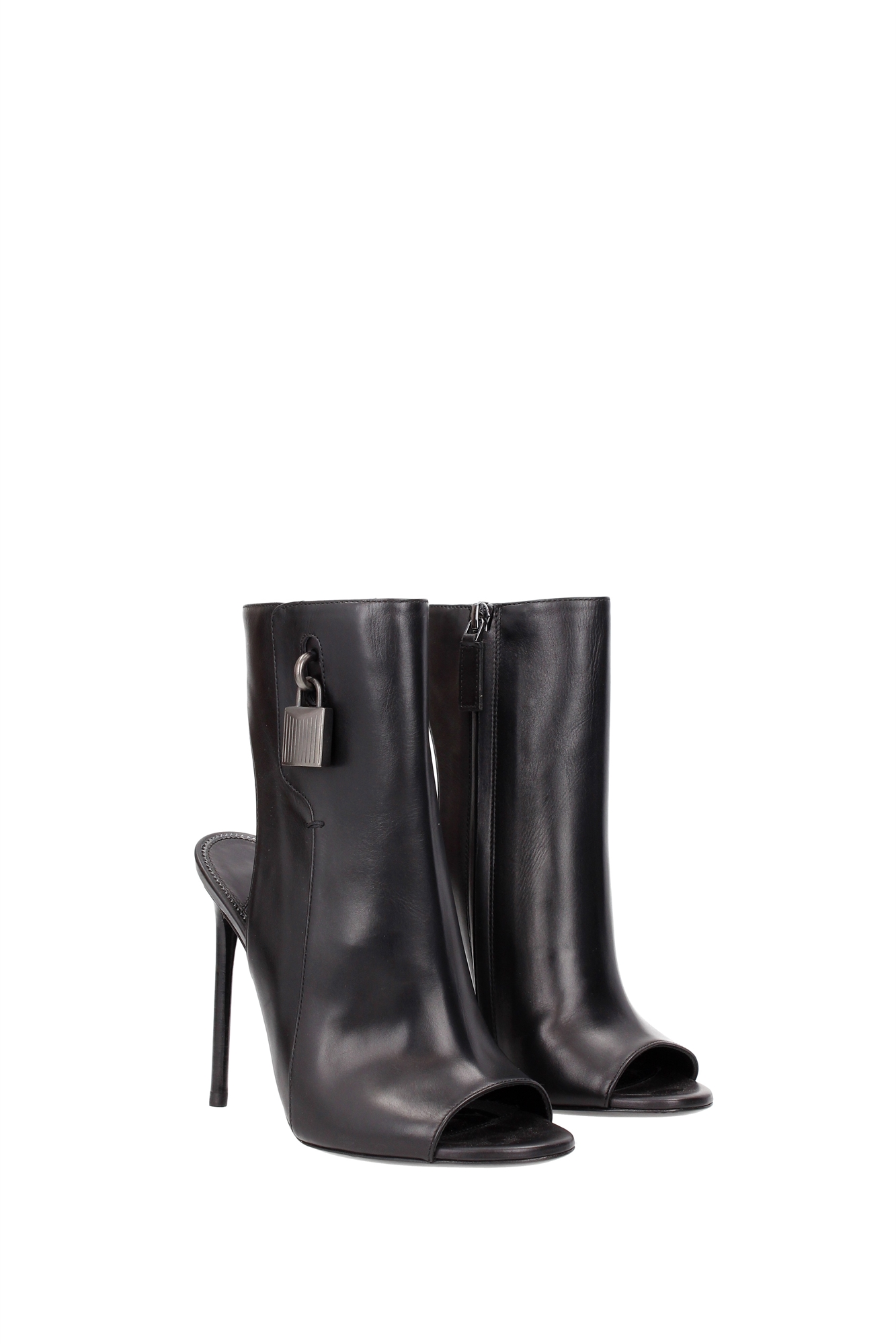ankle boots tom ford leather black 116w1667rscablk
