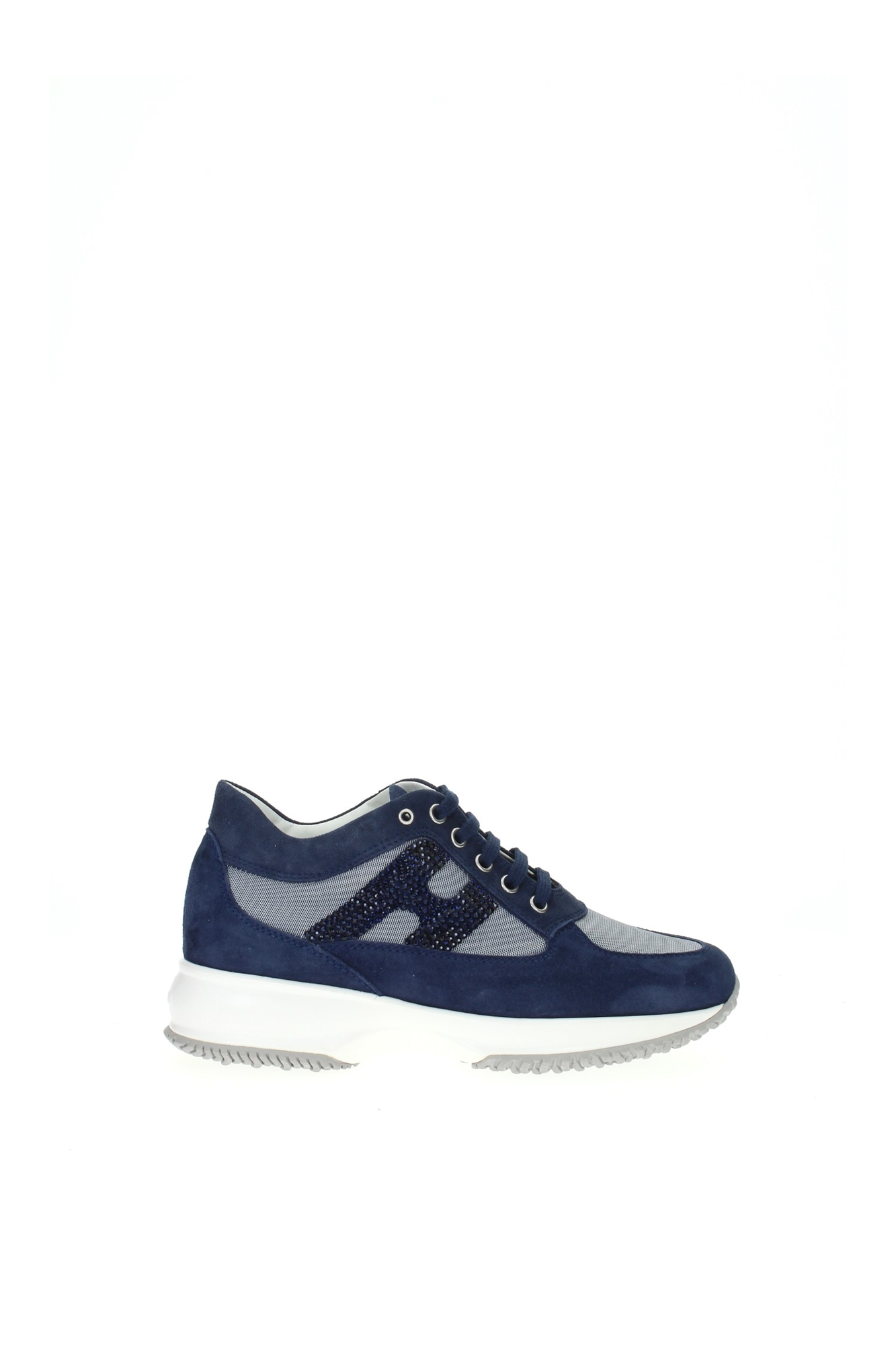 sneakers hogan damen wildleder blau hxw00n020118sju800 ebay. Black Bedroom Furniture Sets. Home Design Ideas