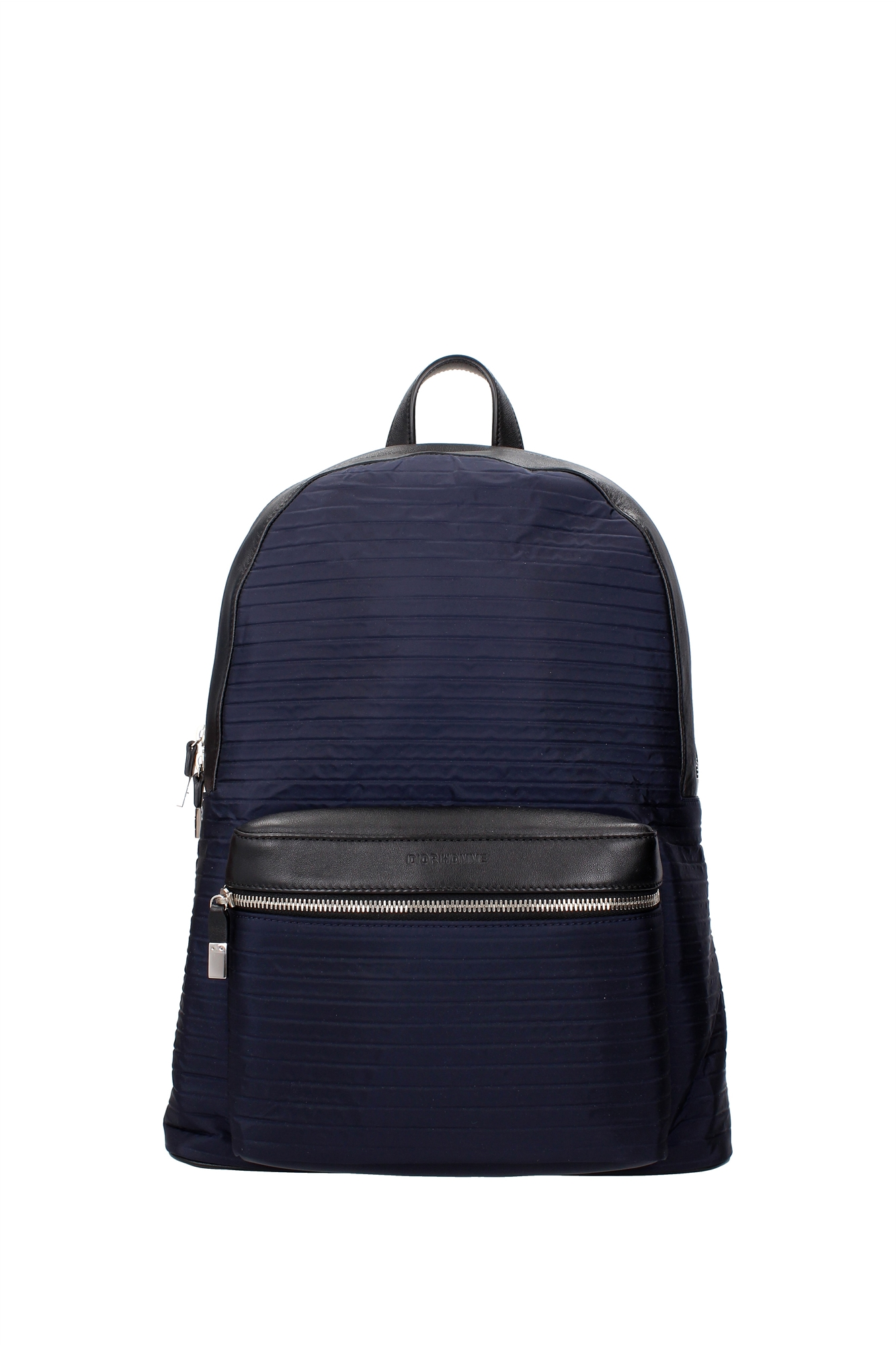 tasche rucksack christian dior herren stoff blau. Black Bedroom Furniture Sets. Home Design Ideas