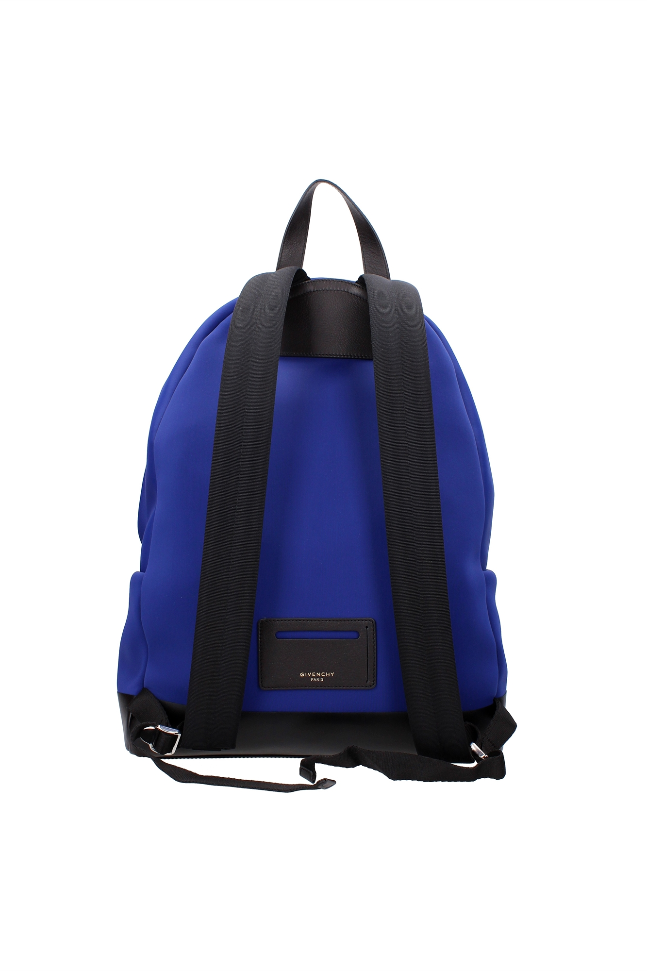 tasche rucksack givenchy herren stoff blau bj05761422400 ebay. Black Bedroom Furniture Sets. Home Design Ideas