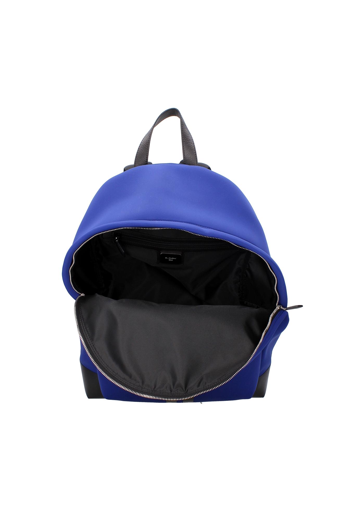 tasche rucksack givenchy herren stoff blau bj05761422400 ebay. Black Bedroom Furniture Sets. Home Design Ideas
