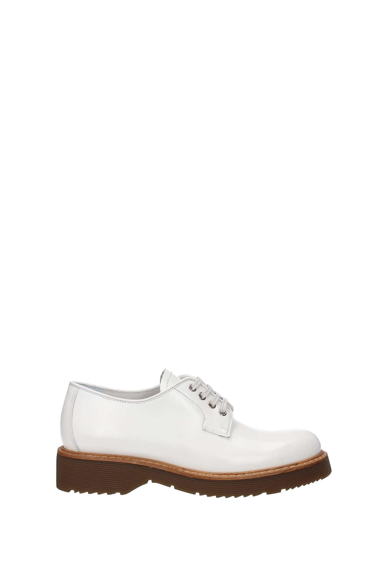 lace up shoes prada leather white 3e5879talco ebay