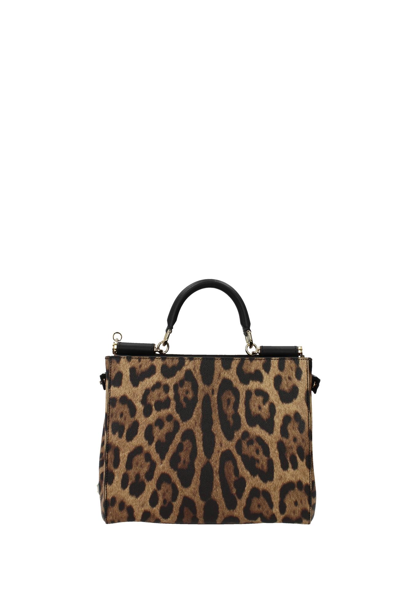 handtasche dolce gabbana damen stoff beige bb5966a71588s193 ebay. Black Bedroom Furniture Sets. Home Design Ideas
