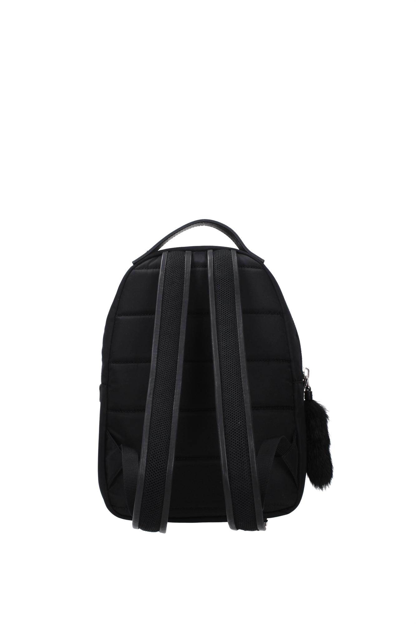 tasche rucksack moncler damen stoff schwarz. Black Bedroom Furniture Sets. Home Design Ideas