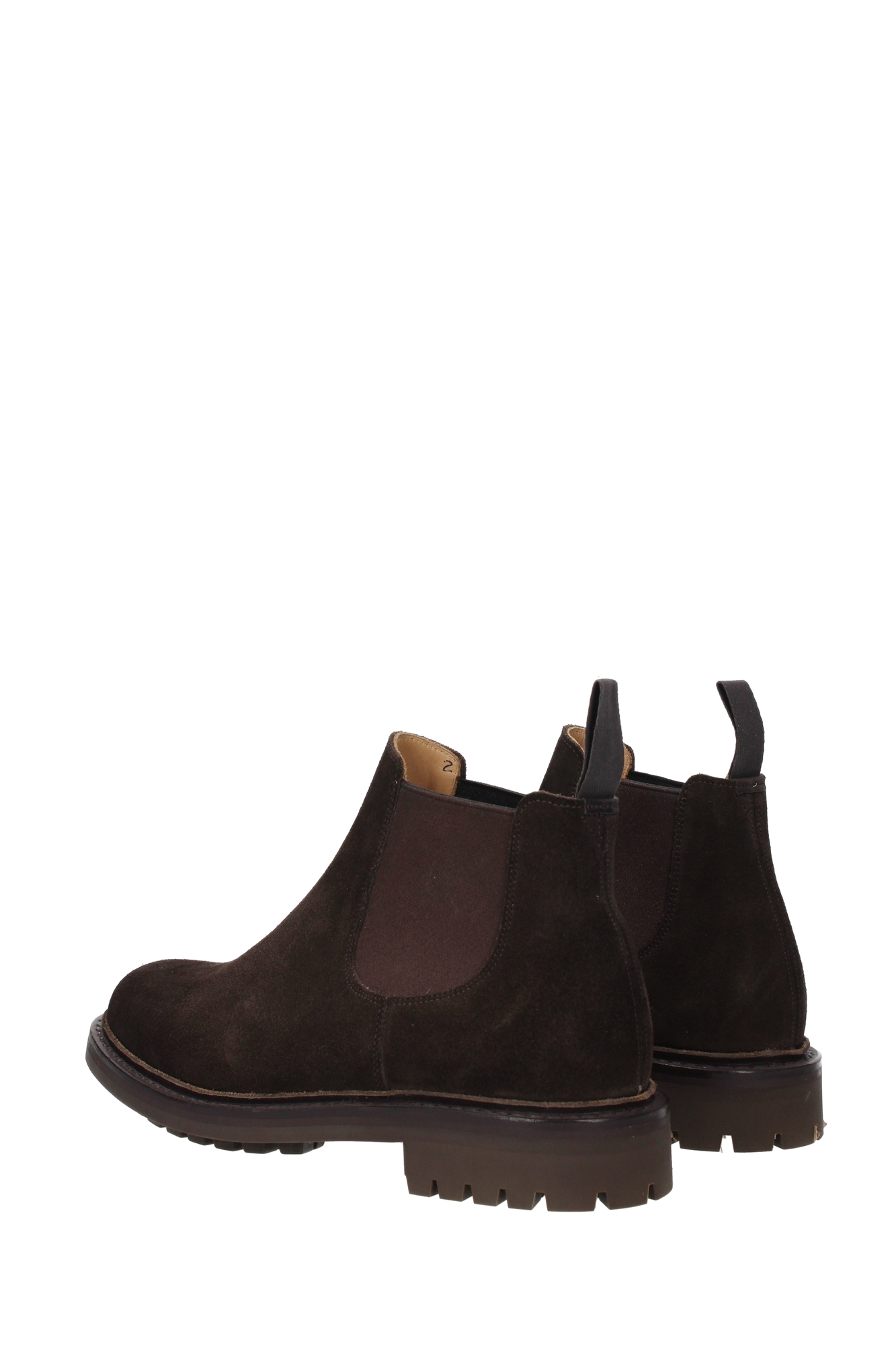 ankle boots church s suede brown mccarthycastoro ebay