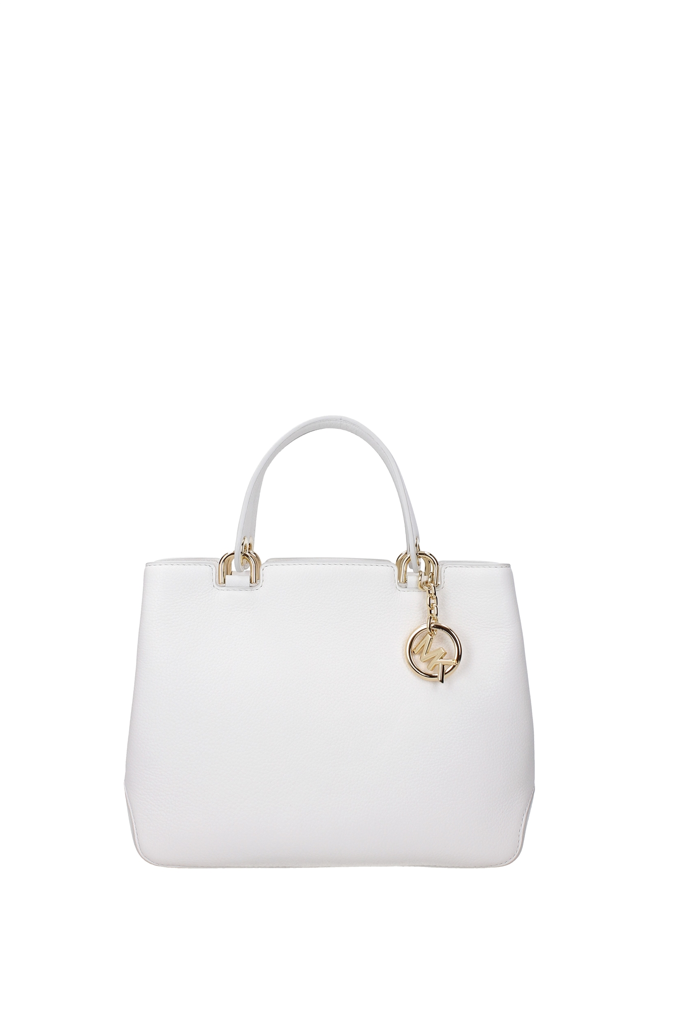 Hand Bags Michael Kors Women Leather White