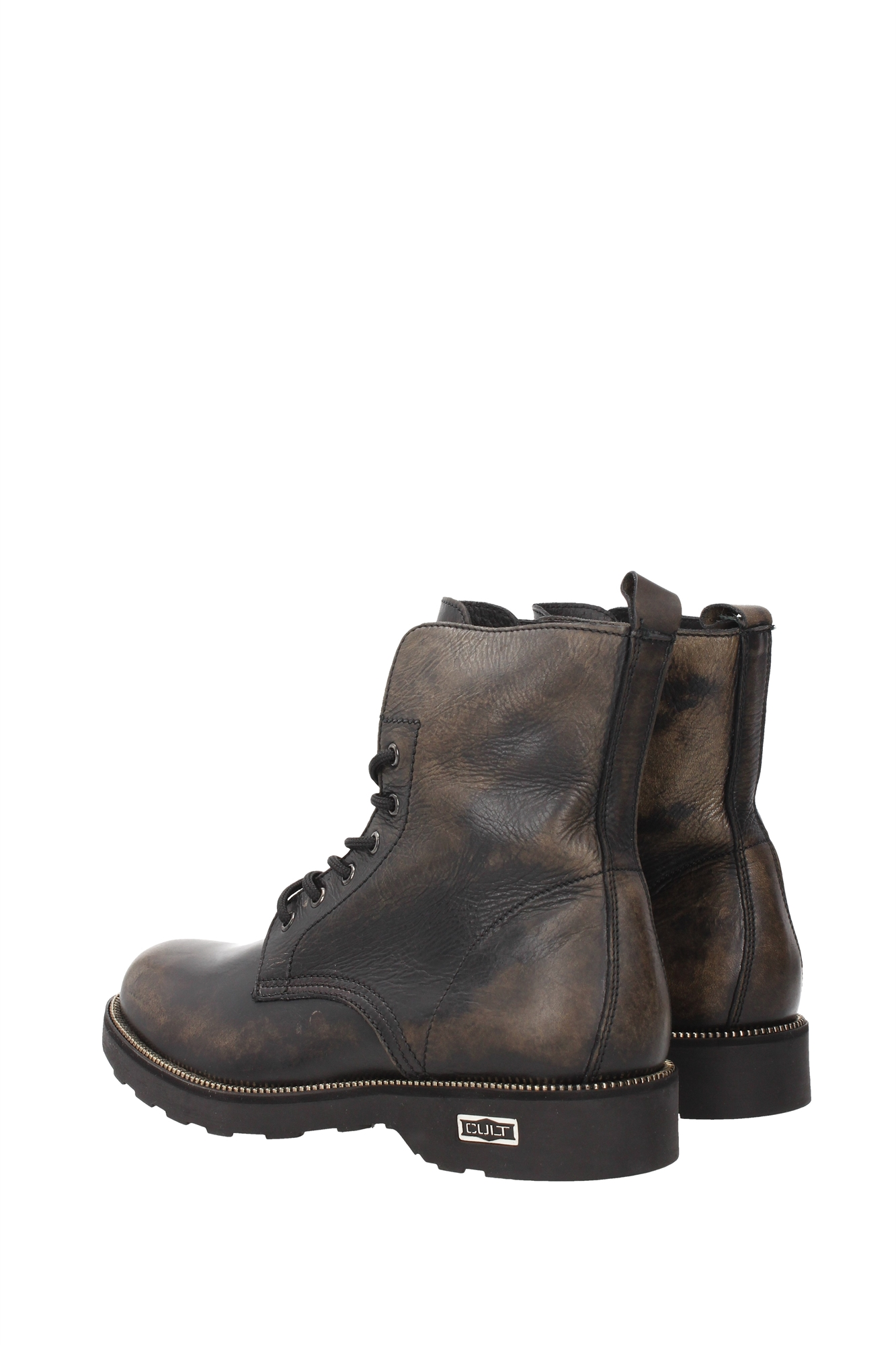 Ankle Boots Cult Men Leather Brown CLE102765 | eBay