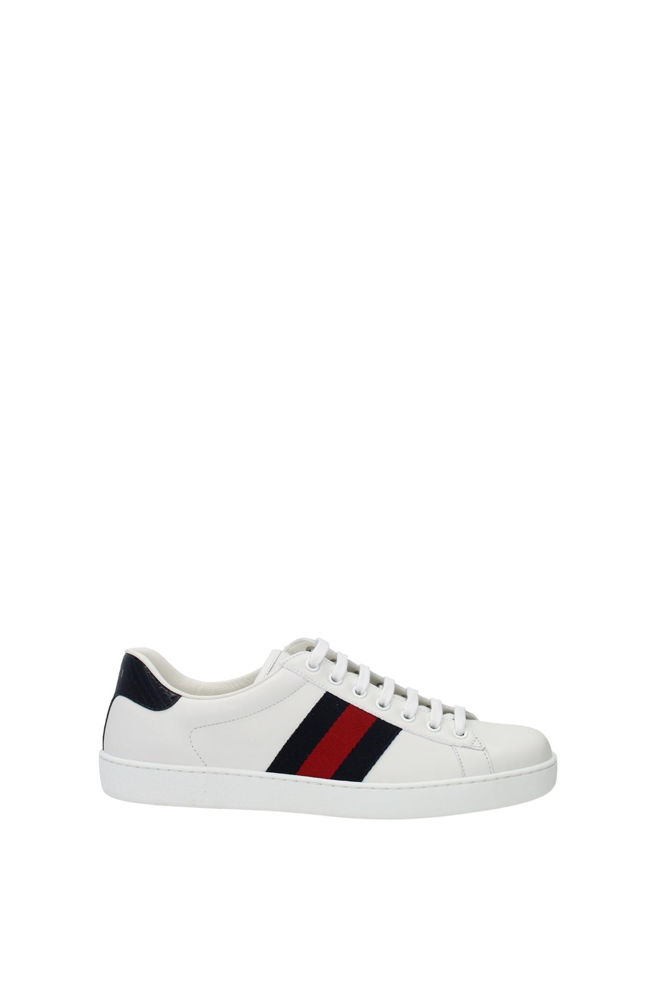 9427c5a27 Купить Sneakers Gucci Men Leather White 386750A38D09072 на eBay.com ...