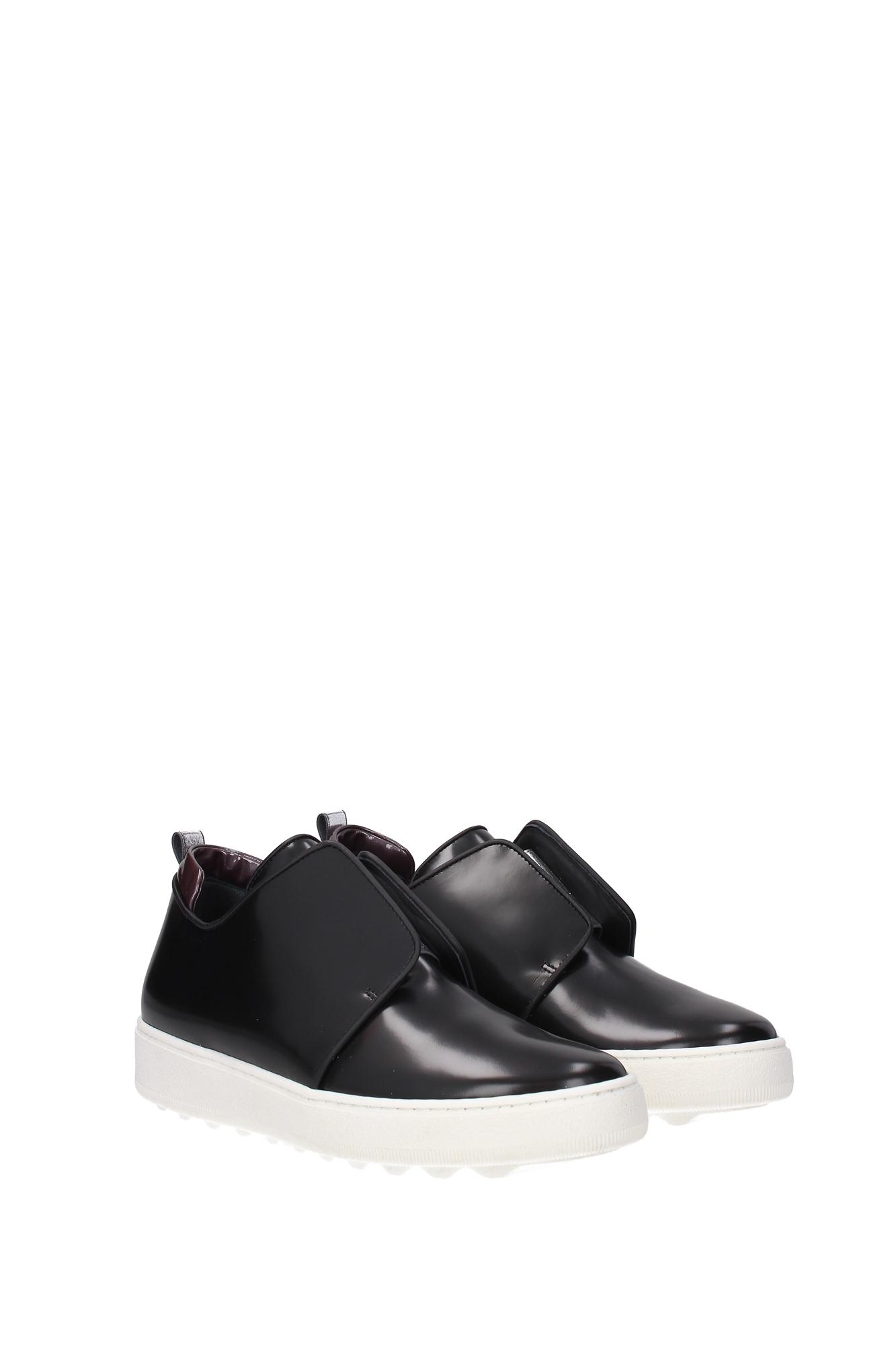 sneakers philippe model damen leder schwarz mbldrs02 ebay. Black Bedroom Furniture Sets. Home Design Ideas