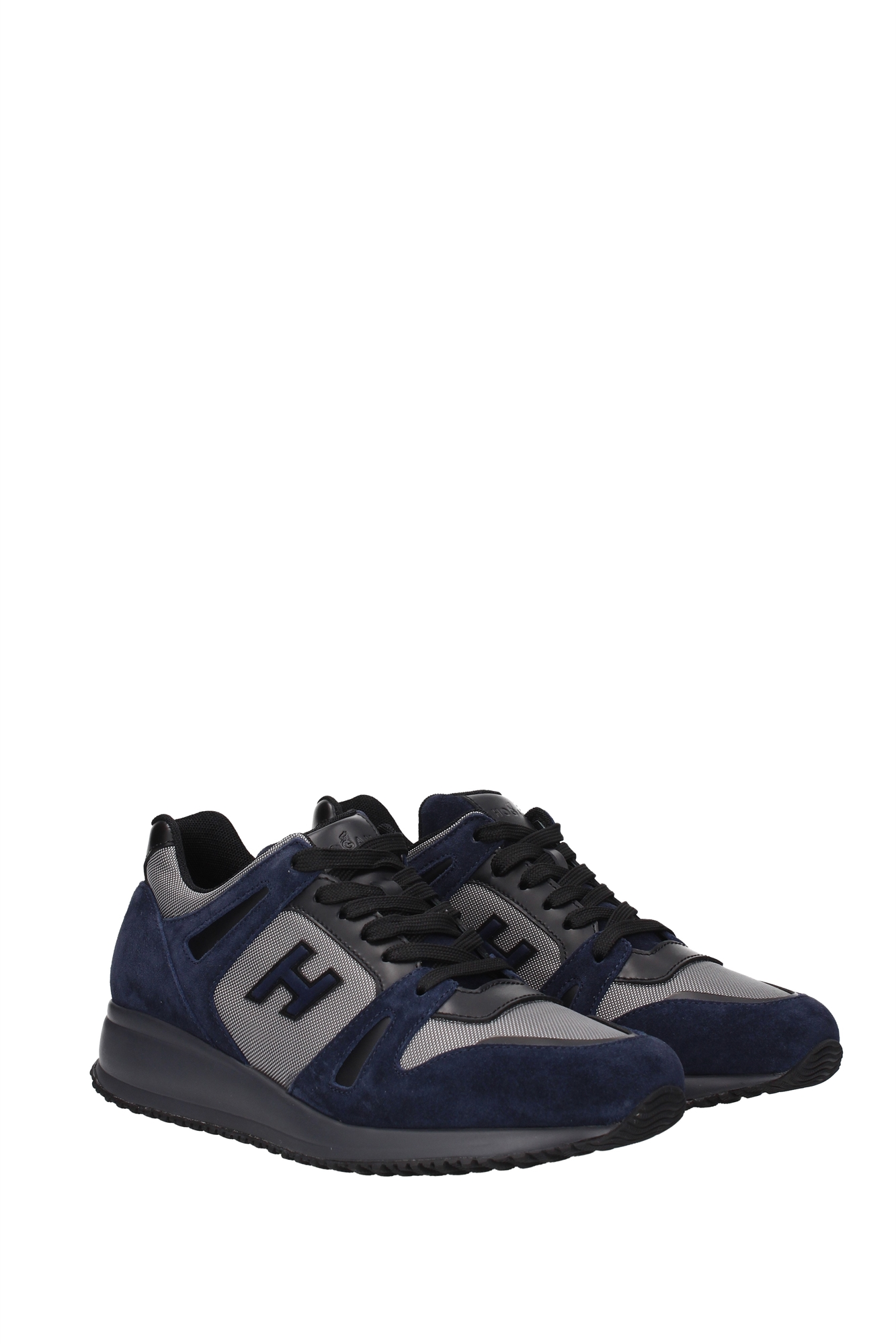 sneakers hogan herren wildleder blau hxm2460u871e6f8171. Black Bedroom Furniture Sets. Home Design Ideas