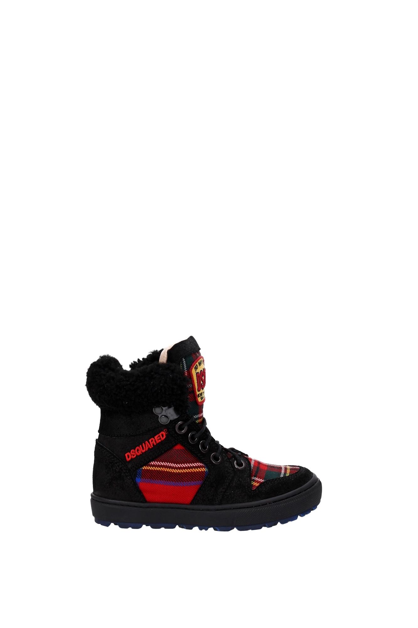 Sneakers Dsquared2 Bambino Tessuto Multicolore 39425wallacerosso - dsquared2 - ebay.it