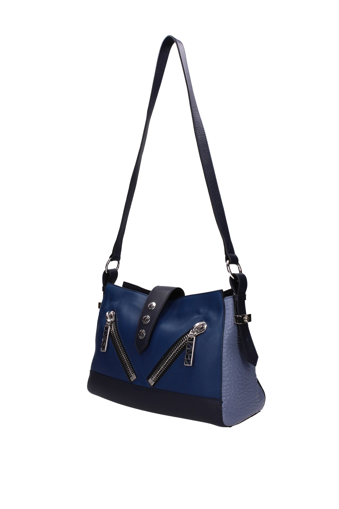 Lastest Home Original Women Hand Bags Ladida Blue Handbag