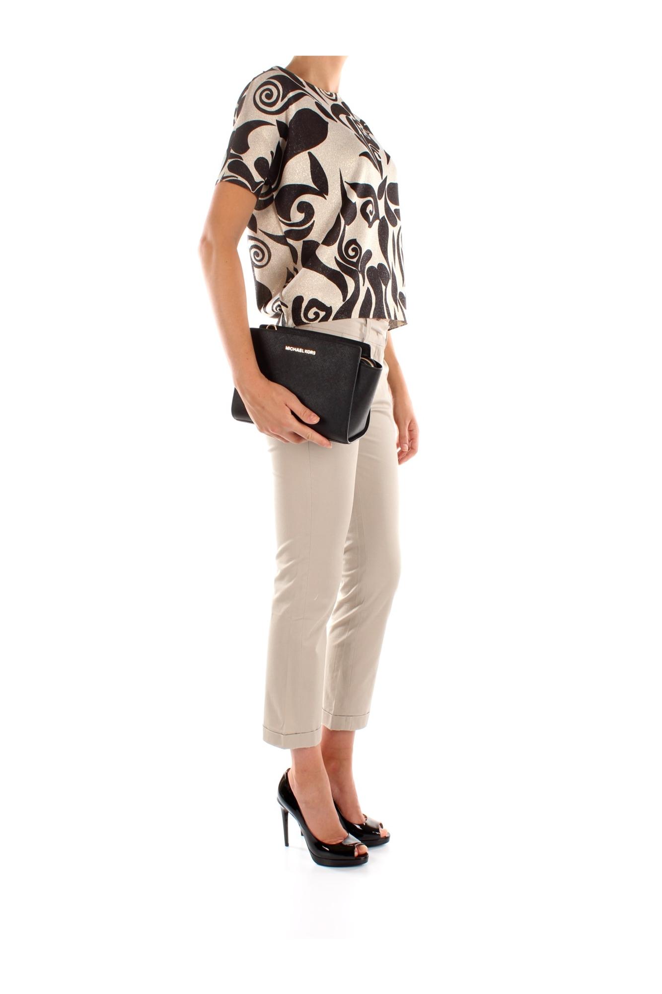 handtasche michael kors damen leder schwarz 30t3glmm2lblack ebay. Black Bedroom Furniture Sets. Home Design Ideas
