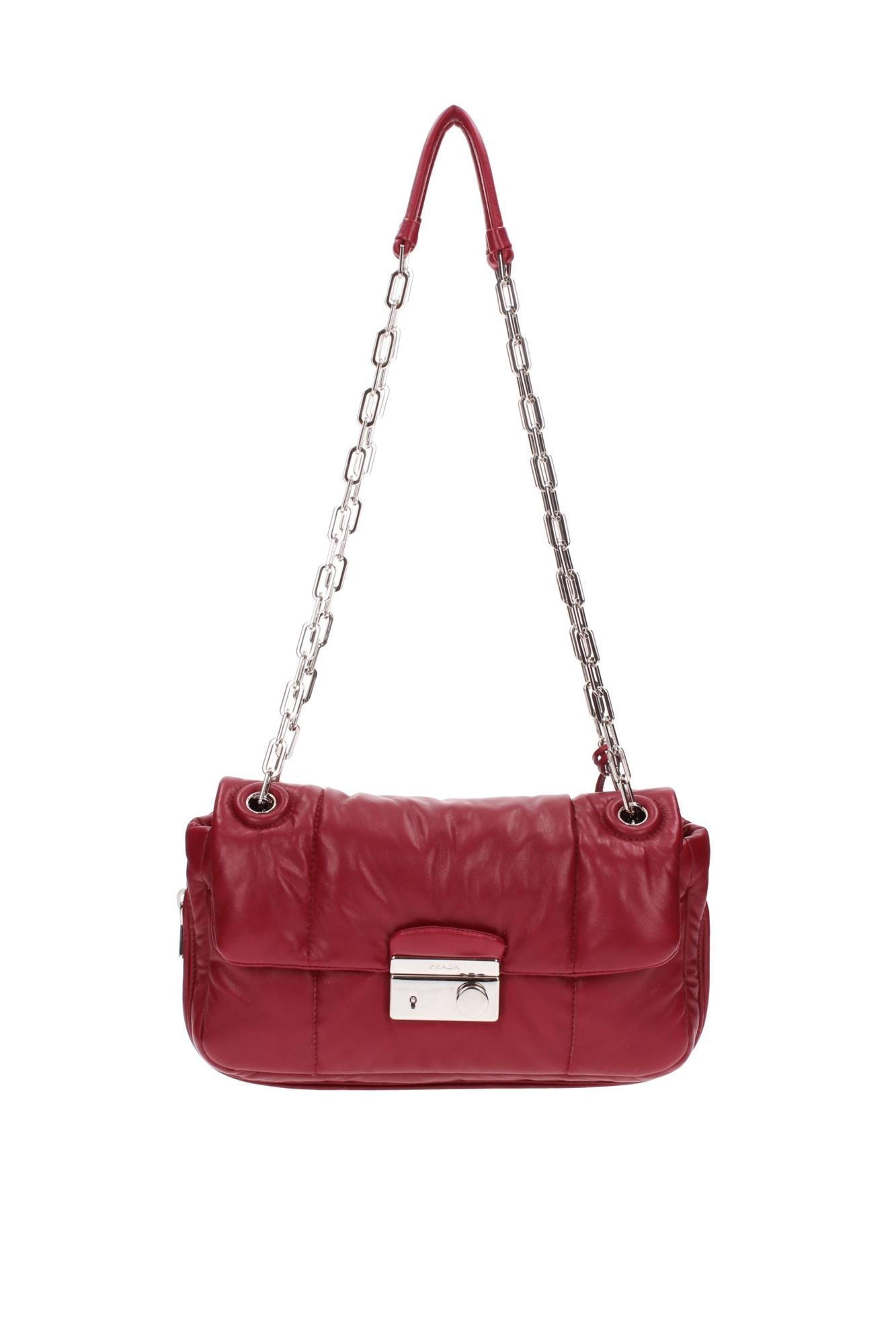 Brilliant Prada Quilted Shoulder Bag Prada Womens Handbag 20161122 111239