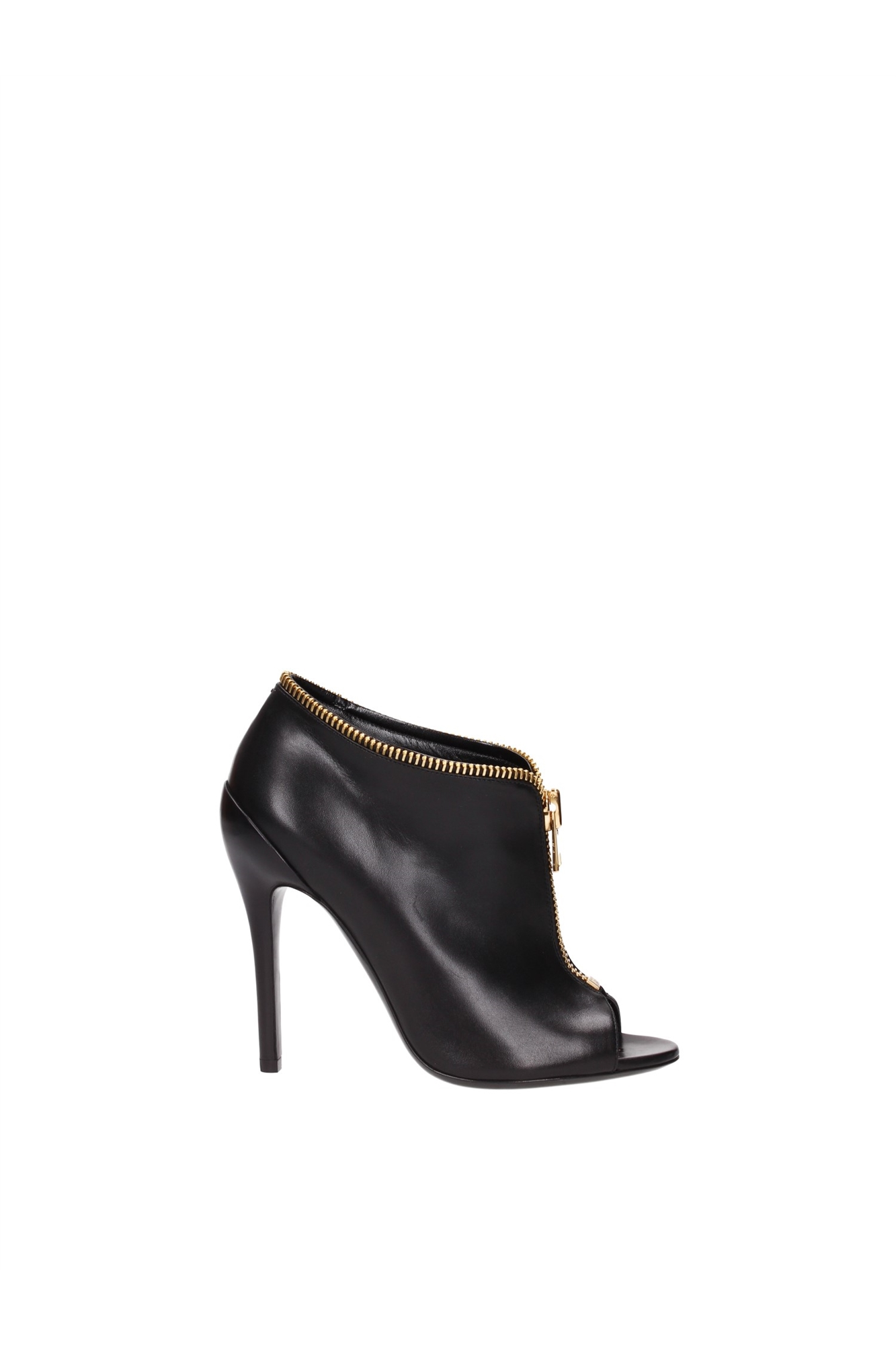 ankle boots tom ford leather black 115w1245tscablk