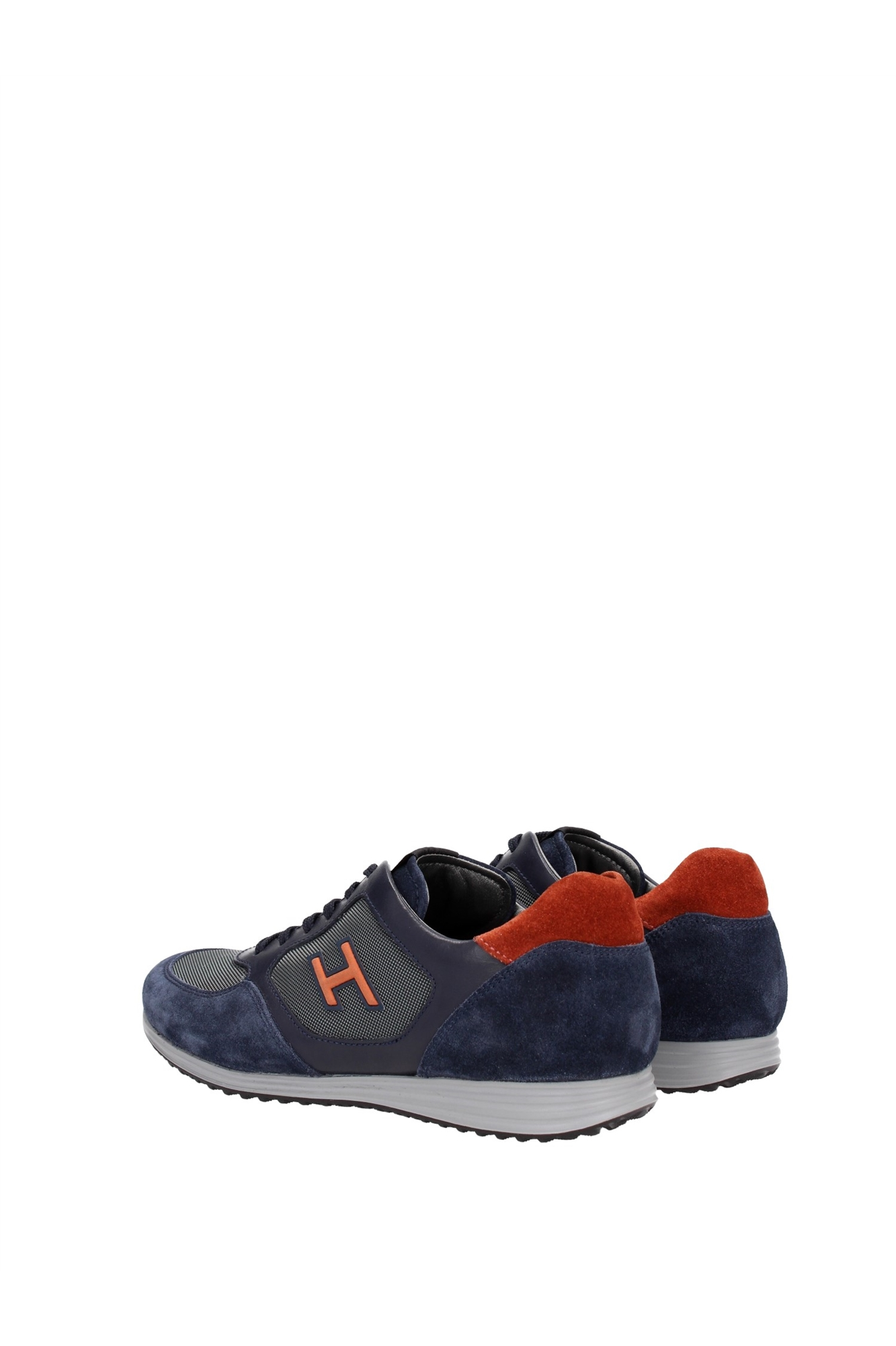 sneakers hogan herren wildleder blau hxm2050q1519e0523t ebay. Black Bedroom Furniture Sets. Home Design Ideas