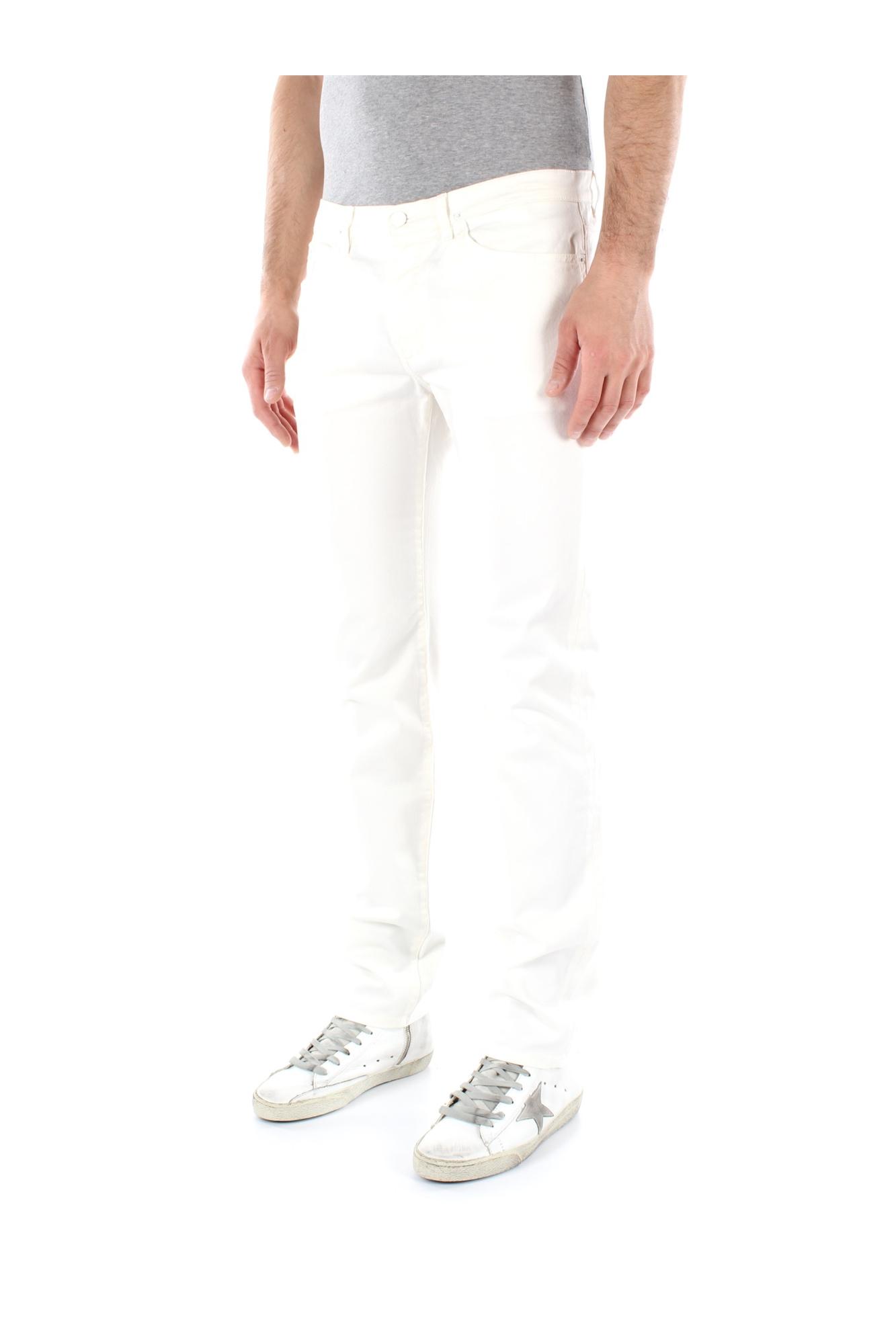 jeans kenzo herren baumwolle wei 1ta5pa54002k42 ebay. Black Bedroom Furniture Sets. Home Design Ideas