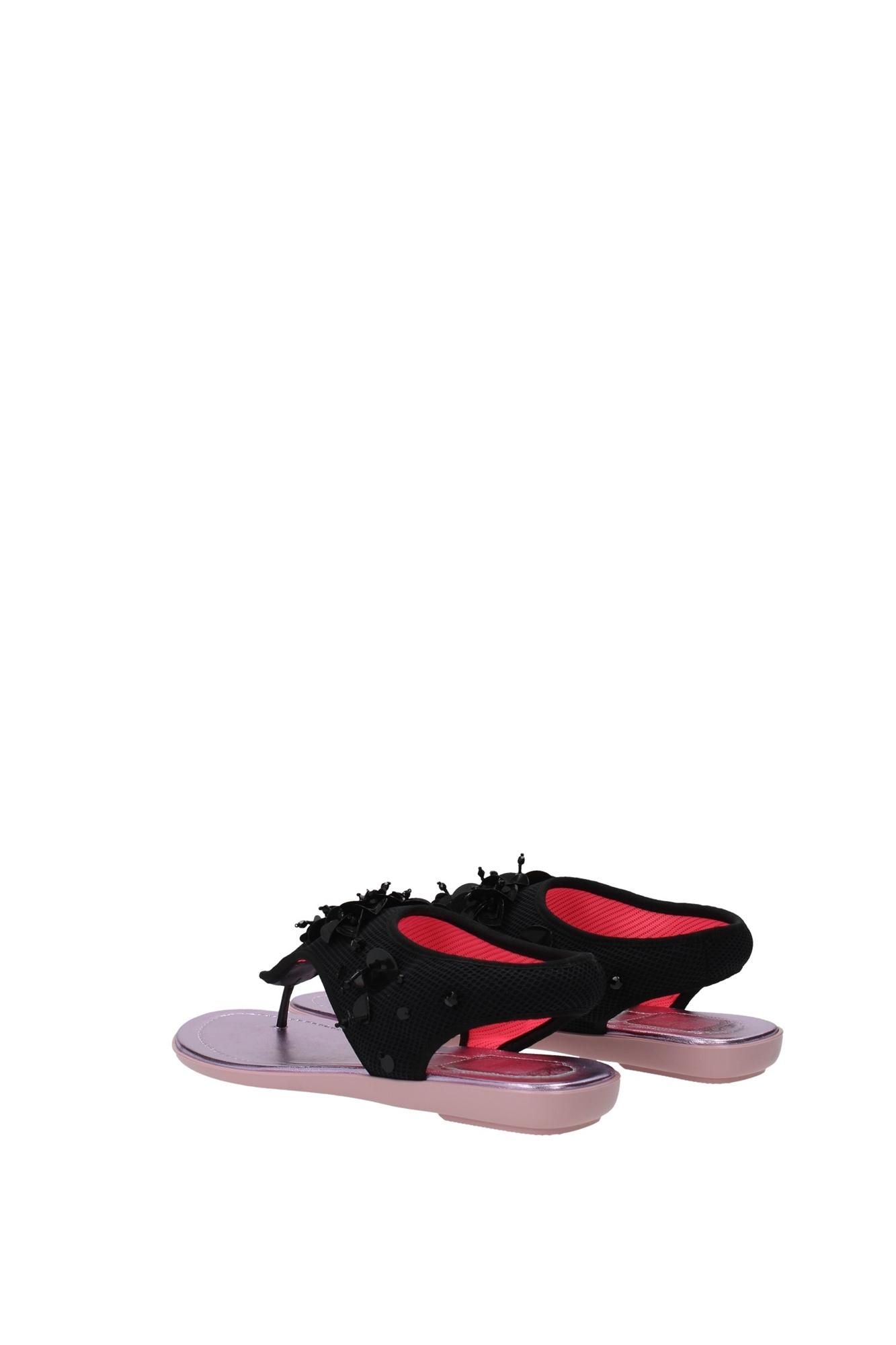 flip flops christian dior damen stoff schwarz kcg111bms ebay
