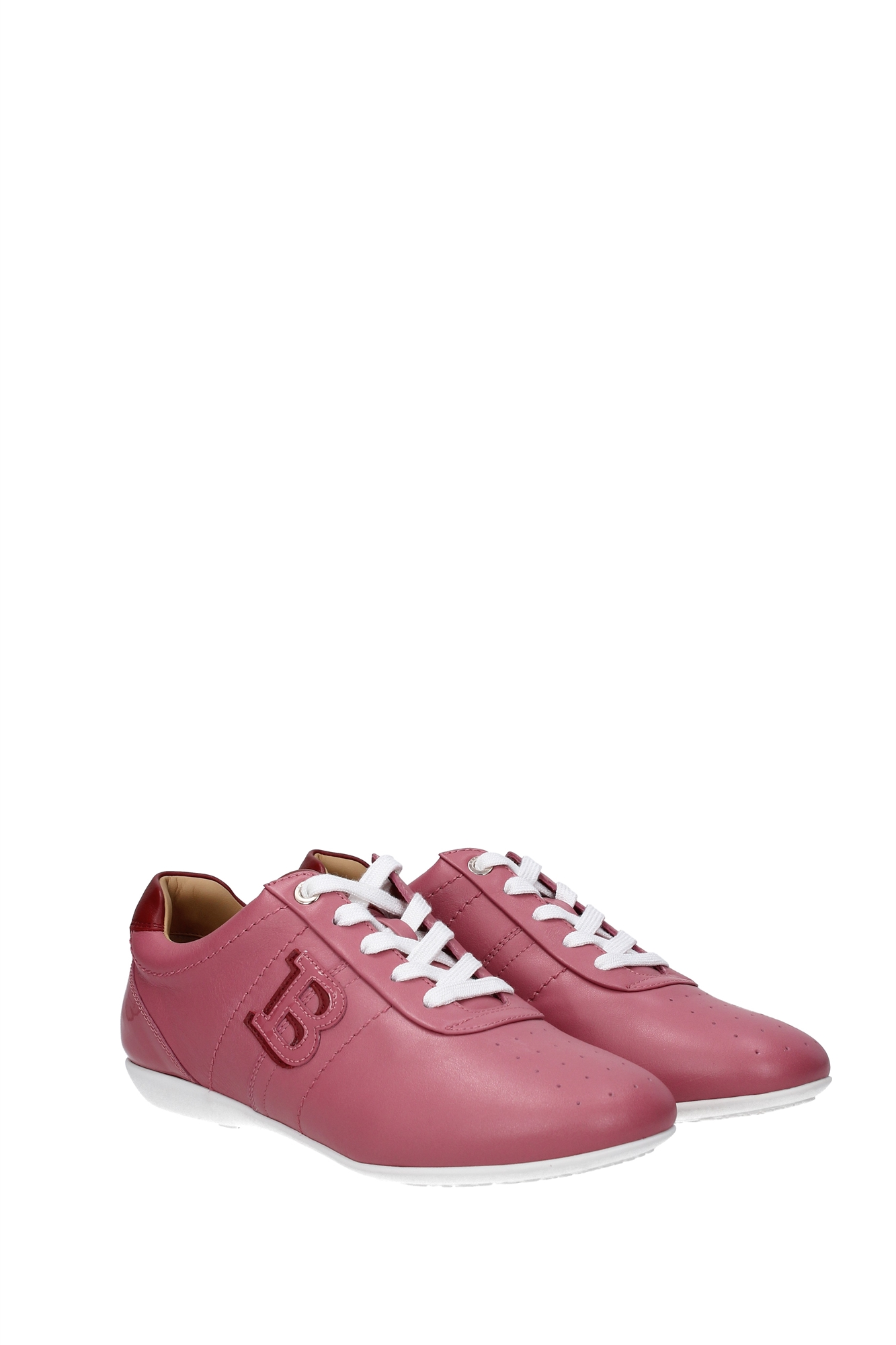 sneakers bally leather pink heike106202577 ebay