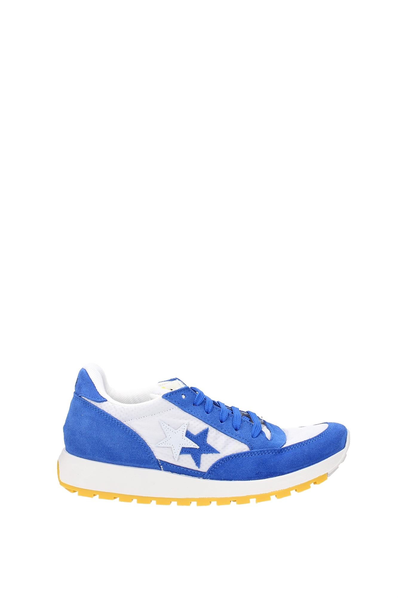Sneakers 2star Men - - Men Suede (2SU1143GHIACCIOAZZURRO) 106573