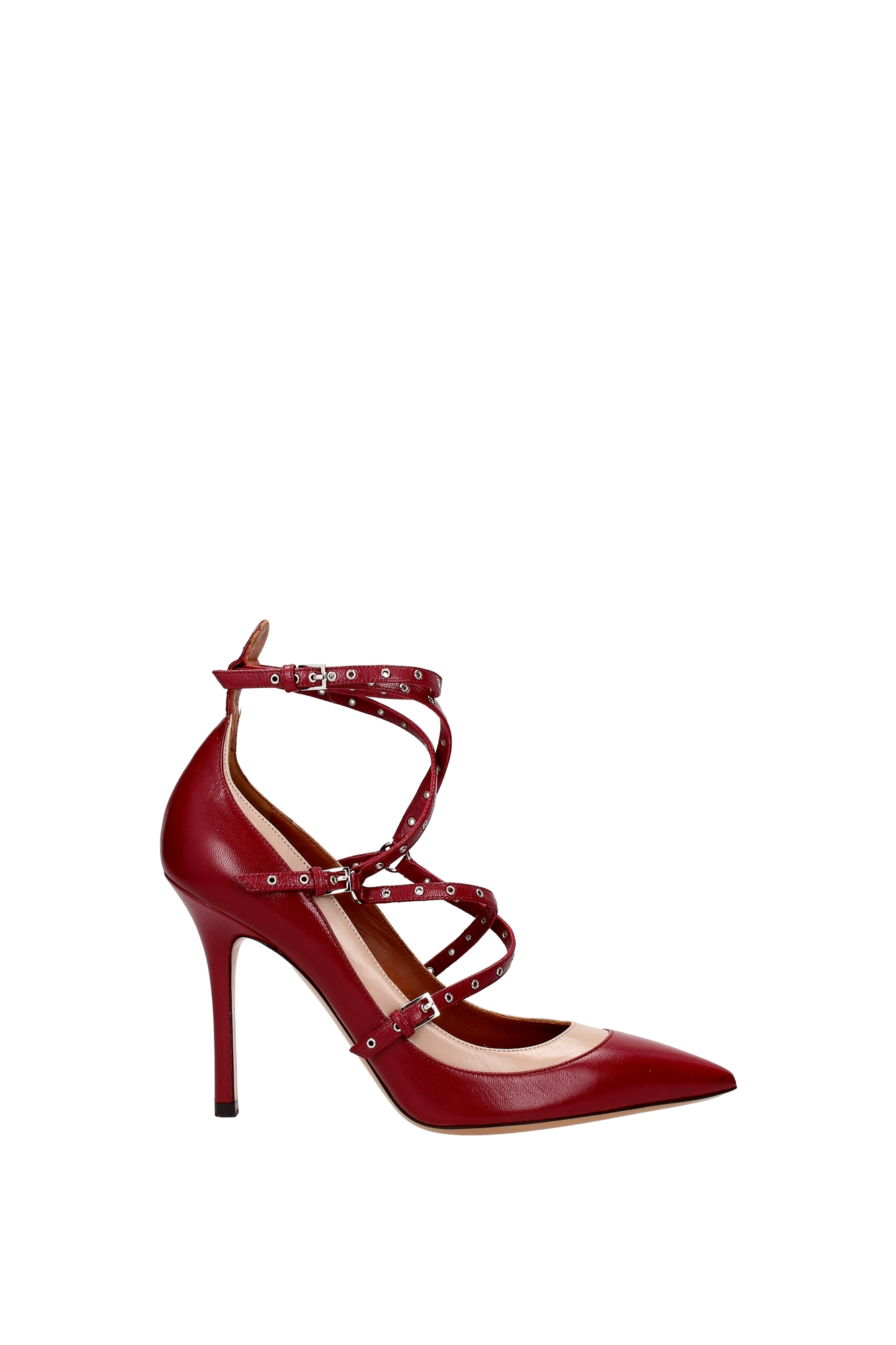 Pumps Valentino - Garavani Women - Valentino Leather (JW2S0944CCCS39) ad3925
