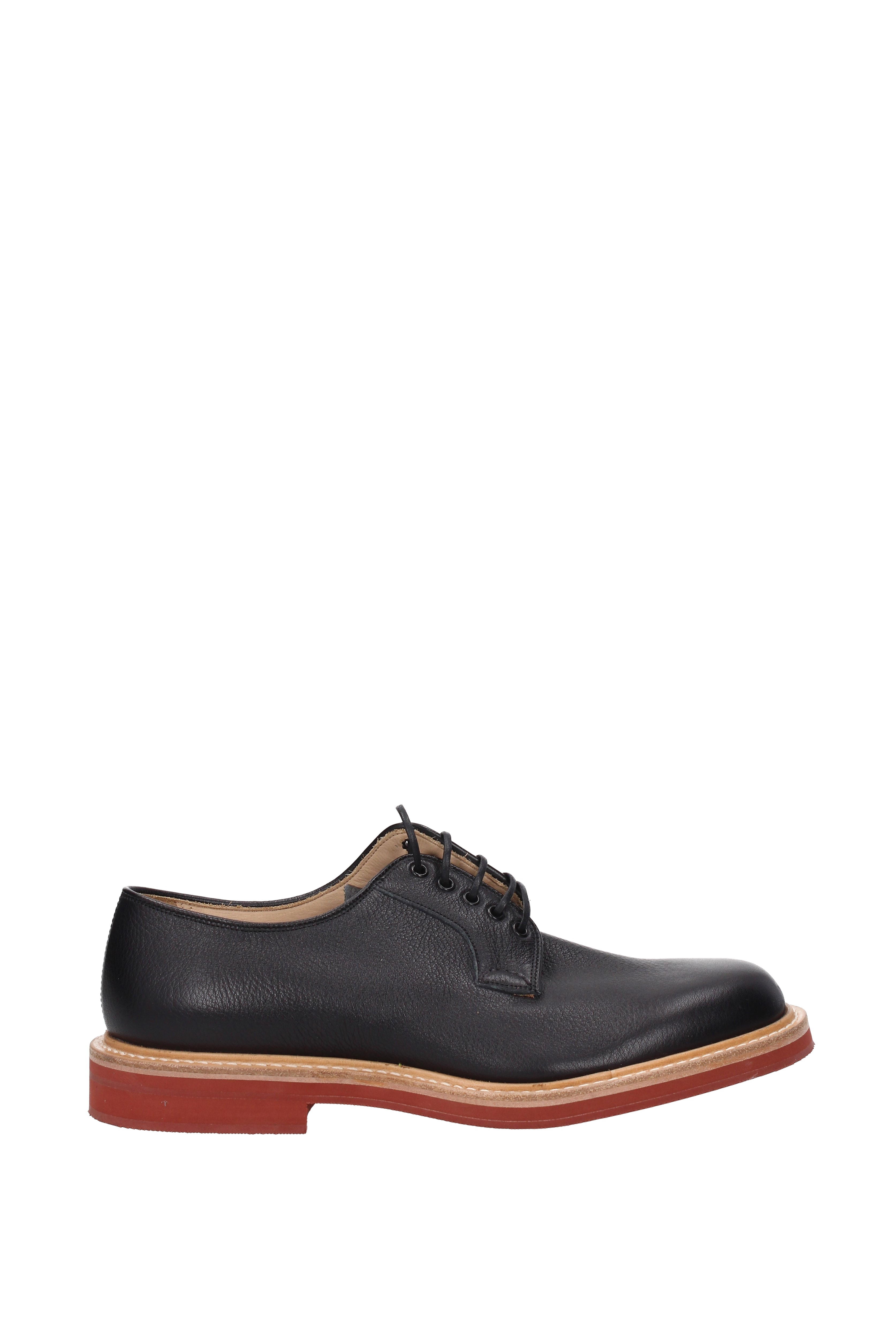 Scarpe casual da uomo  Laced shoes Church's fulbeck uomo - Leather (FULBECKDAINO)