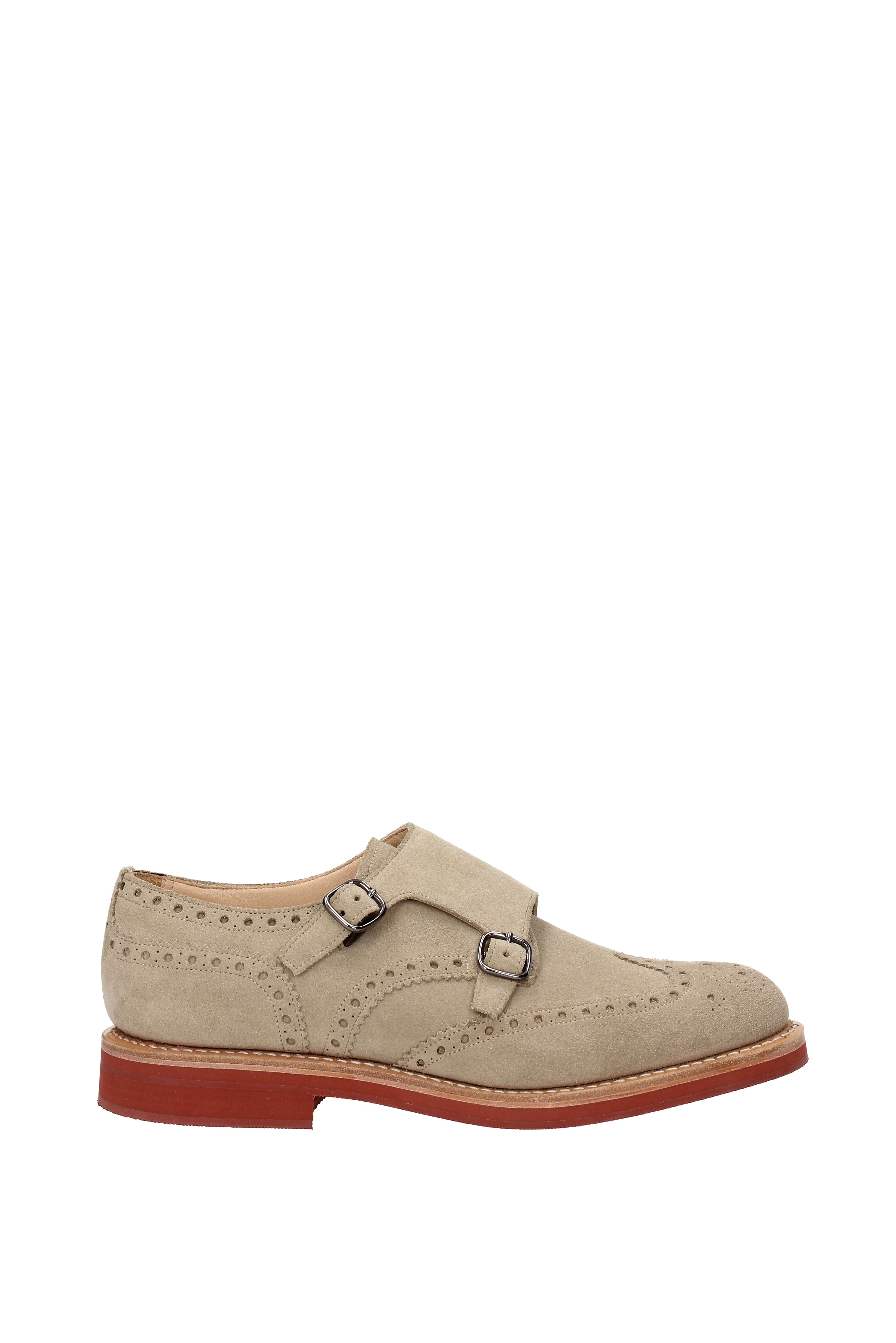 Lace up and Monkstrap Church s kelby 3 Men - Suede (KELBY3OTTERPROOF ... 4171dbe2171