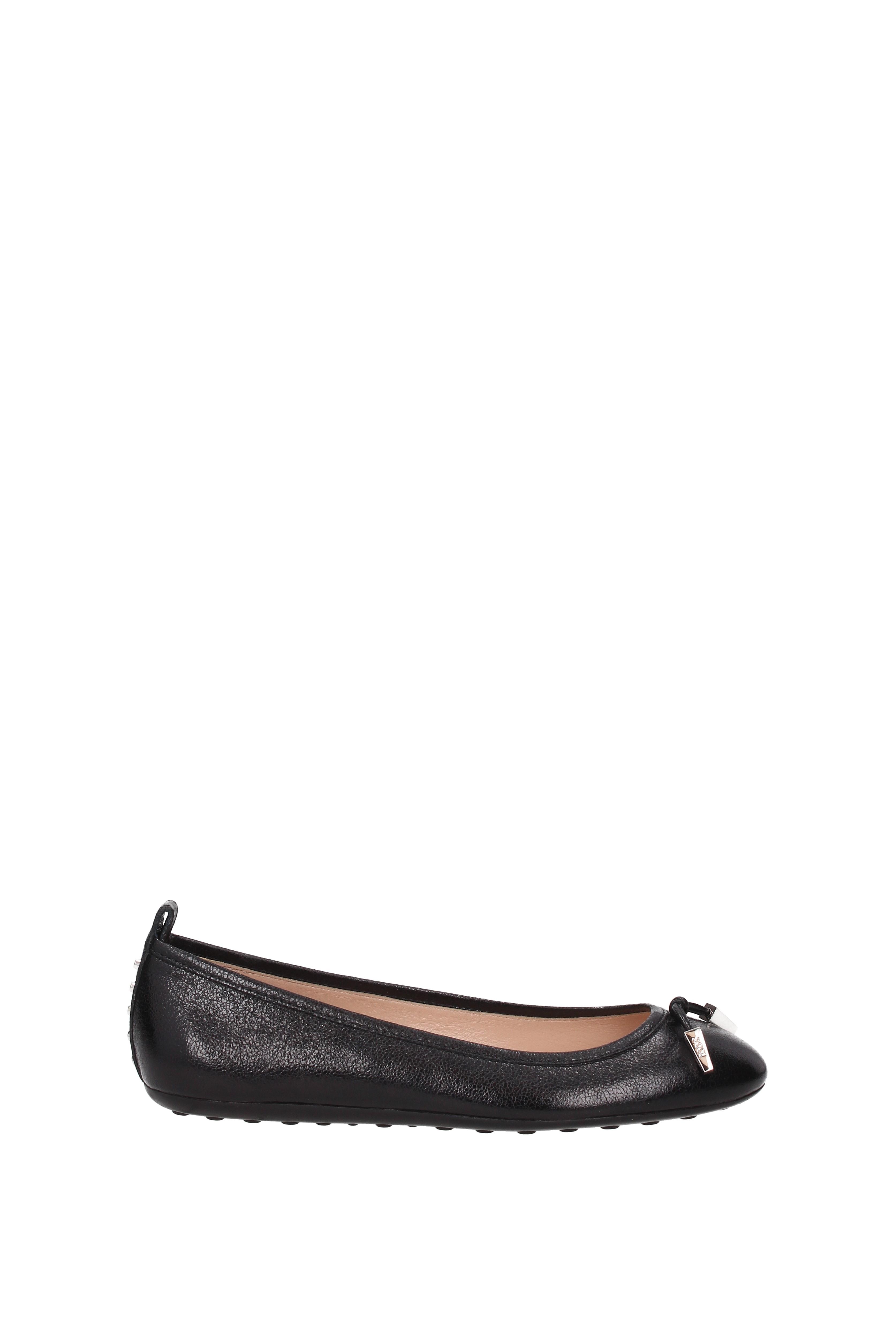 Ballet Zapatos sin Taco Sin Tod'S Mujer Cuero (XXW0YH0P770MEC) - (XXW0YH0P770MEC) Cuero 342c0c