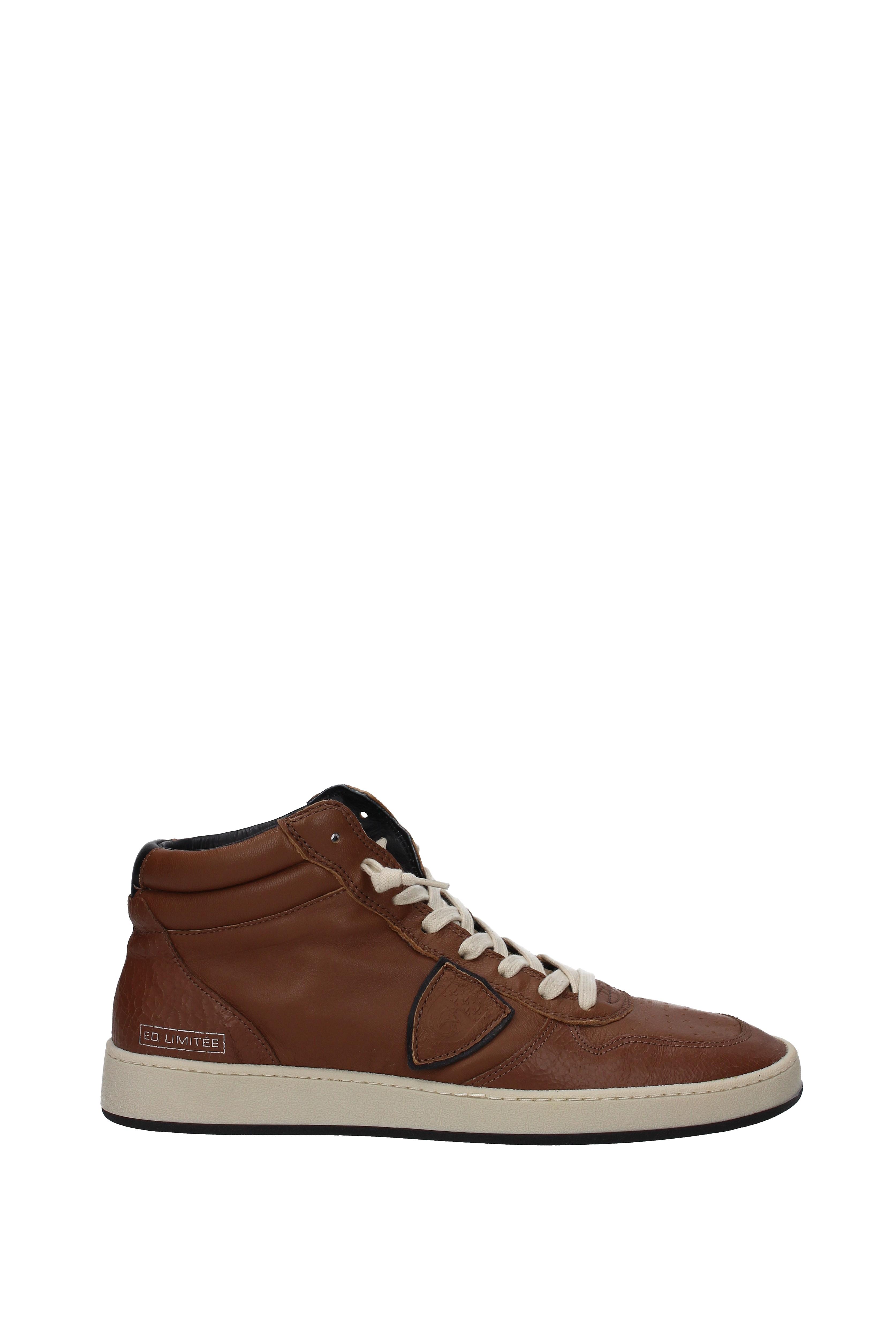Scarpe casual da uomo  Sneakers Philippe Model ed limitèe uomo - Leather (LKHUVL)