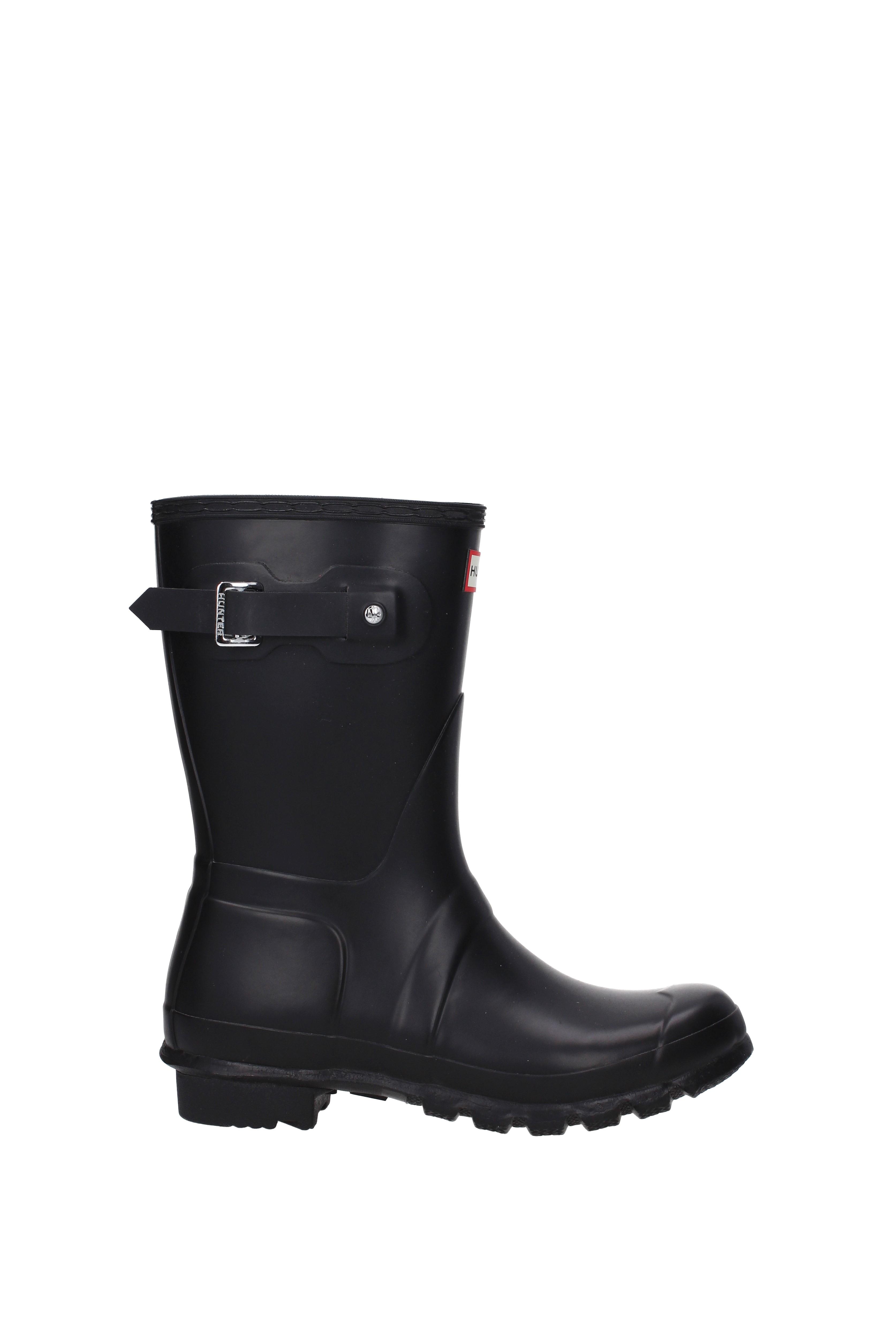 Ankle Stiefel Hunter - Damens - Hunter Rubber (WFS1000RMA) 896880