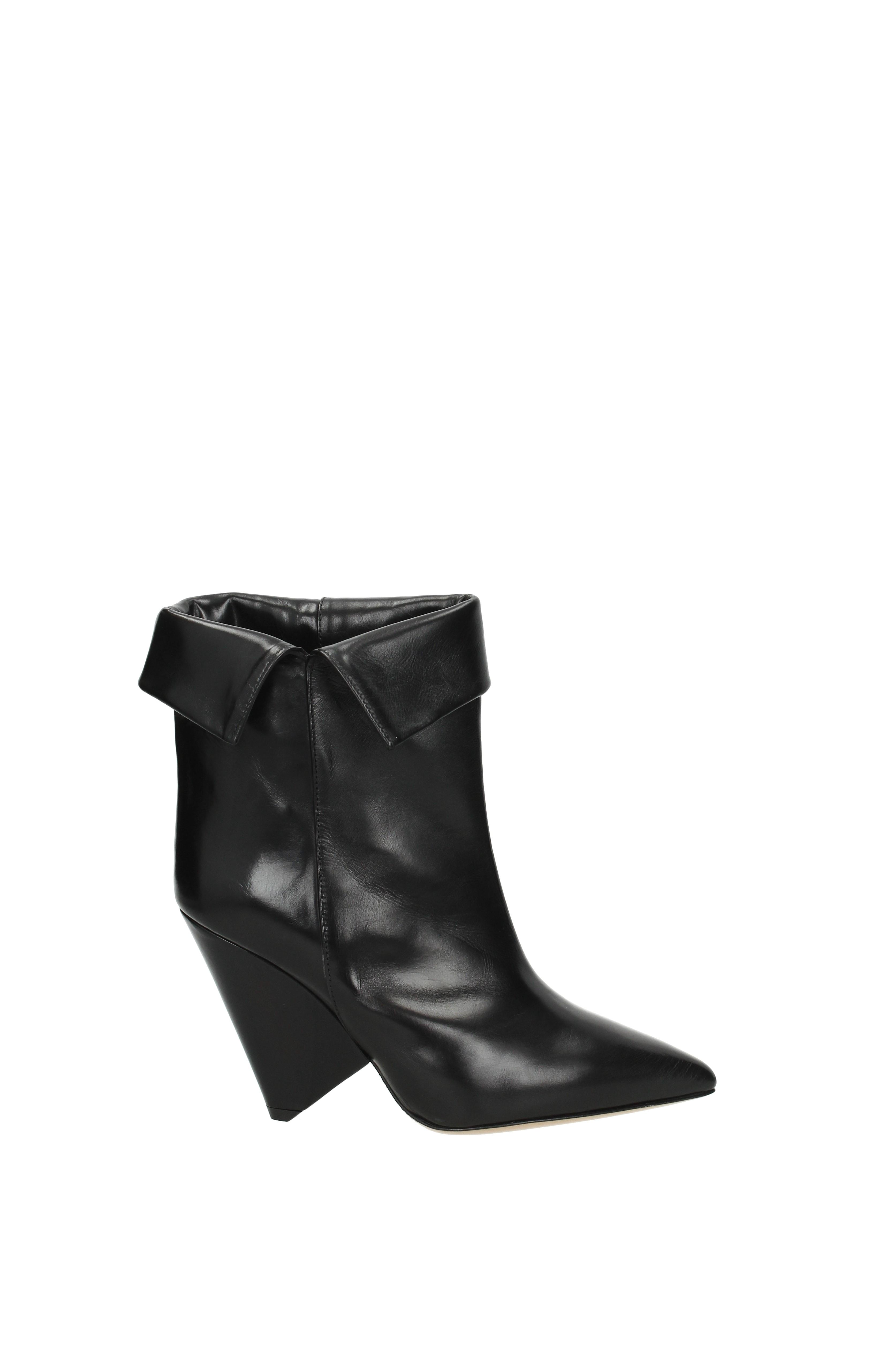 Ankle Stiefel Isabel Marant (BO013617H002S) Women -  Leder (BO013617H002S) Marant 9e722a