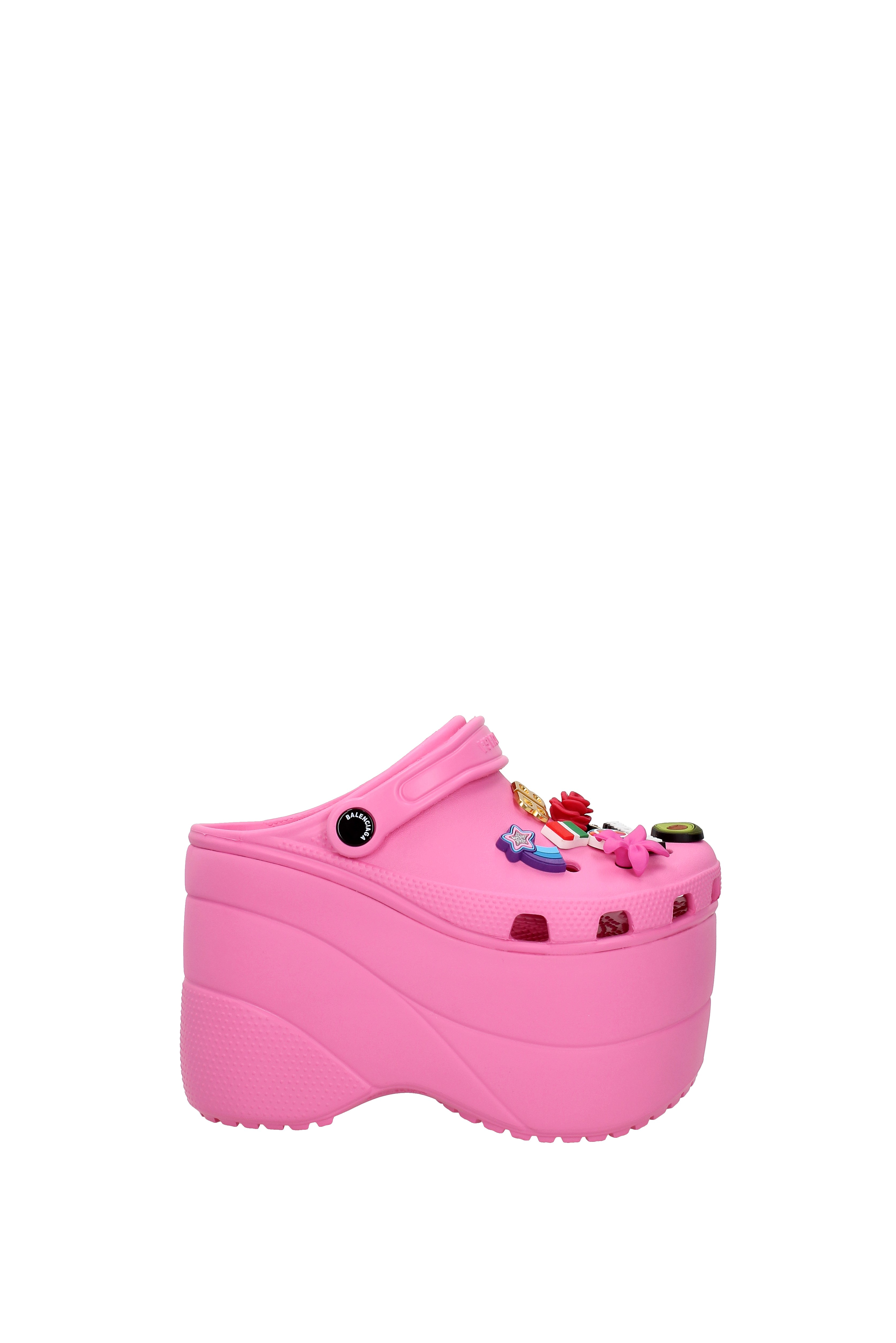 Slippers and Rubber clogs Balenciaga Women - Rubber and (520669W1GH0) ee9f0e